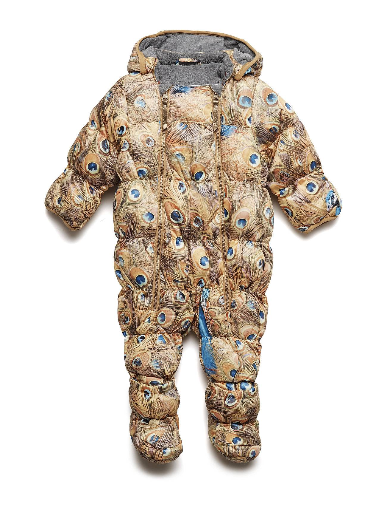 Molo Hebe Outerwear Snow/ski Clothing Snow/ski Suits & Sets Monivärinen/Kuvioitu Molo