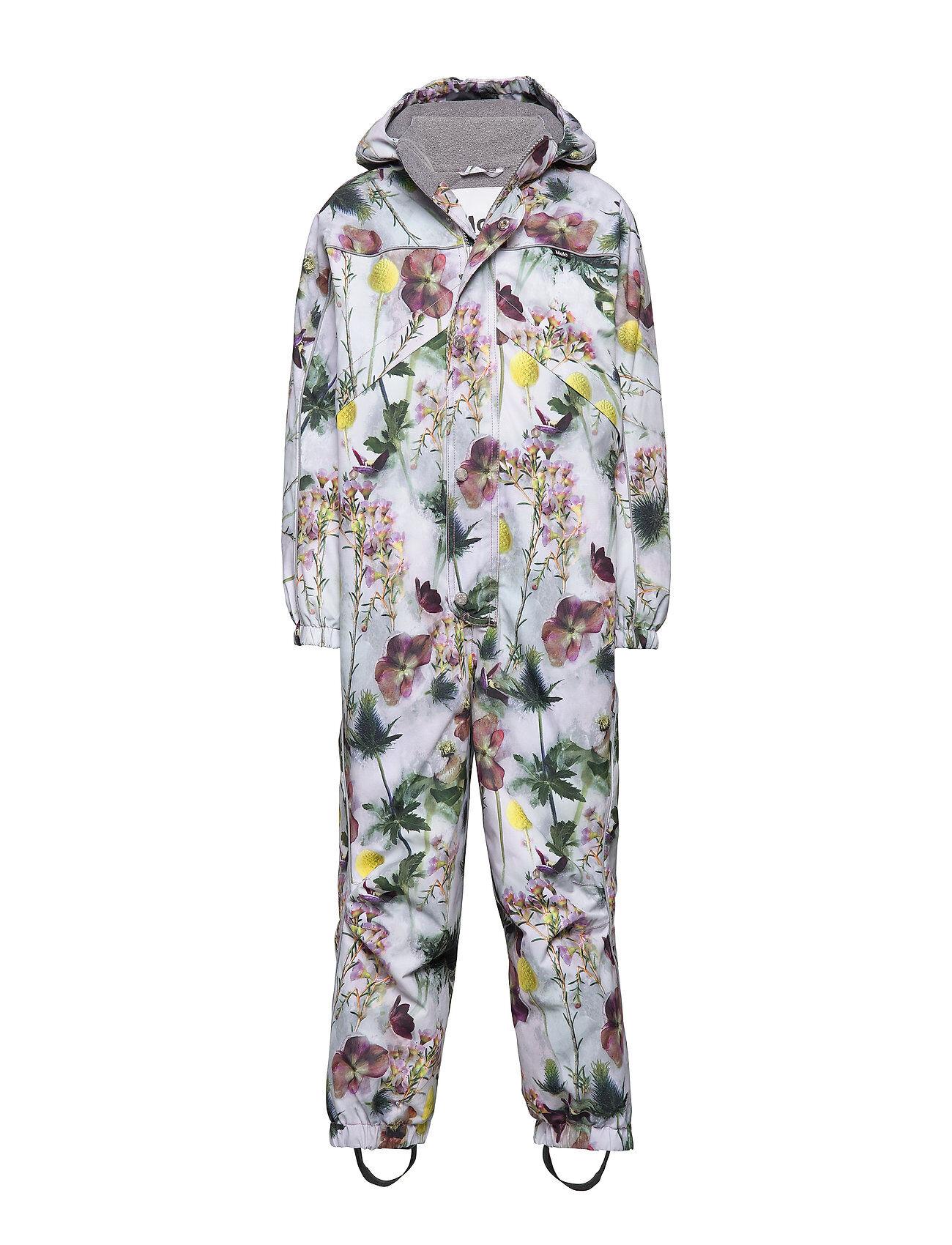 Molo Polaris Outerwear Snow/ski Clothing Snow/ski Suits & Sets Monivärinen/Kuvioitu Molo