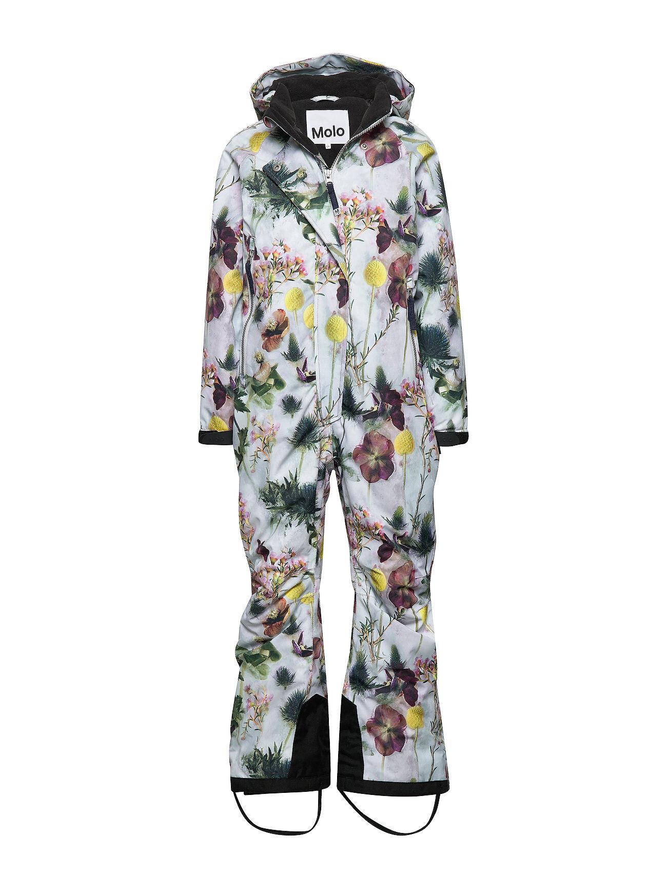 Molo Hux Outerwear Snow/ski Clothing Snow/ski Suits & Sets Monivärinen/Kuvioitu Molo