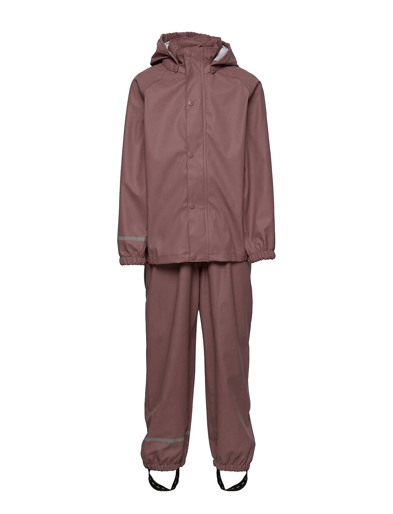 name it Nkndry Rain Set Noos Outerwear Rainwear Sets & Coveralls Liila Name It