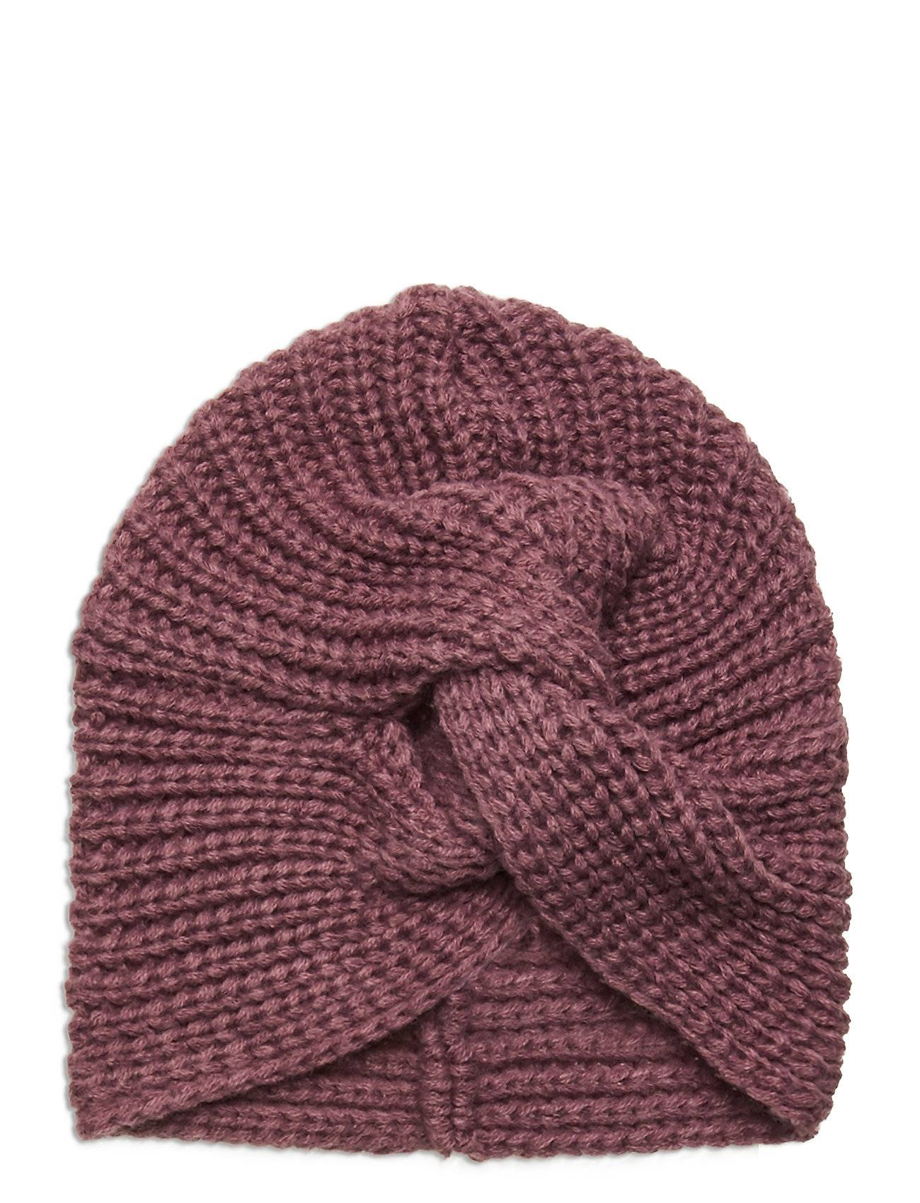 name it Nmfmaren Turban Hat Accessories Headwear Hats Liila Name It