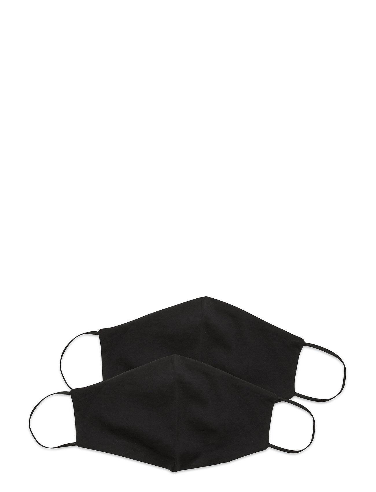 ORAS24 Reusable Face Mask,2 Pack, Kids 2-10 Accessories Face Masks Musta ORAS24