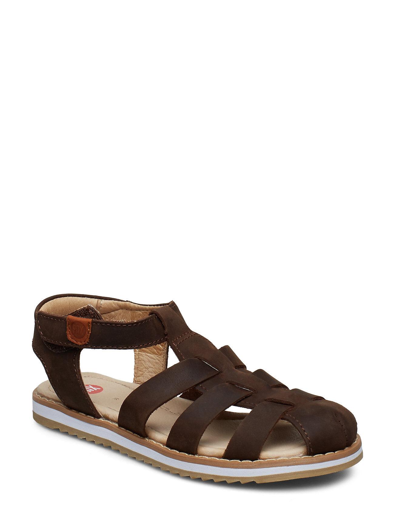 PAX Vicke Shoes Summer Shoes Sandals Ruskea PAX