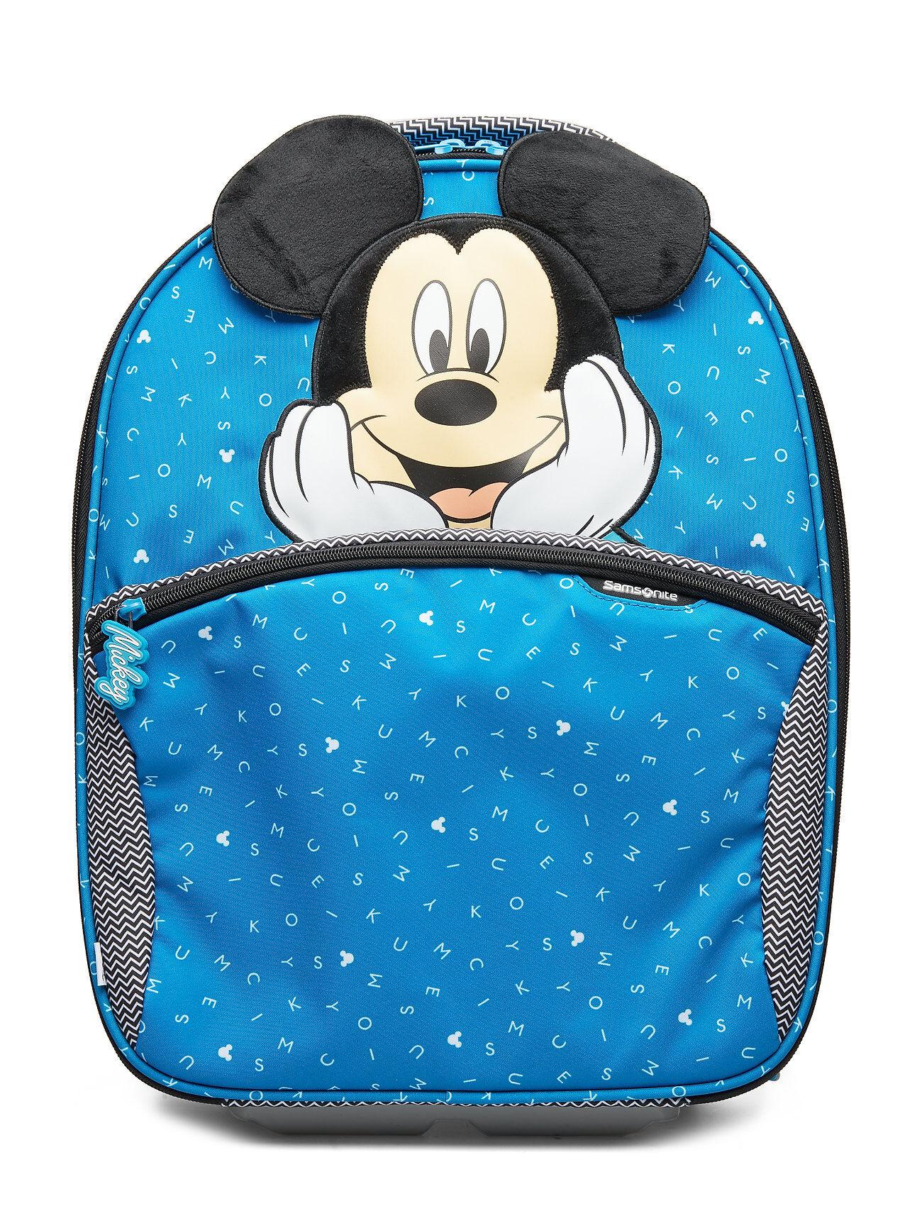 Samsonite Disney Ultimate 2.0 Upright 49 Cm Accessories Bags Backpacks Sininen