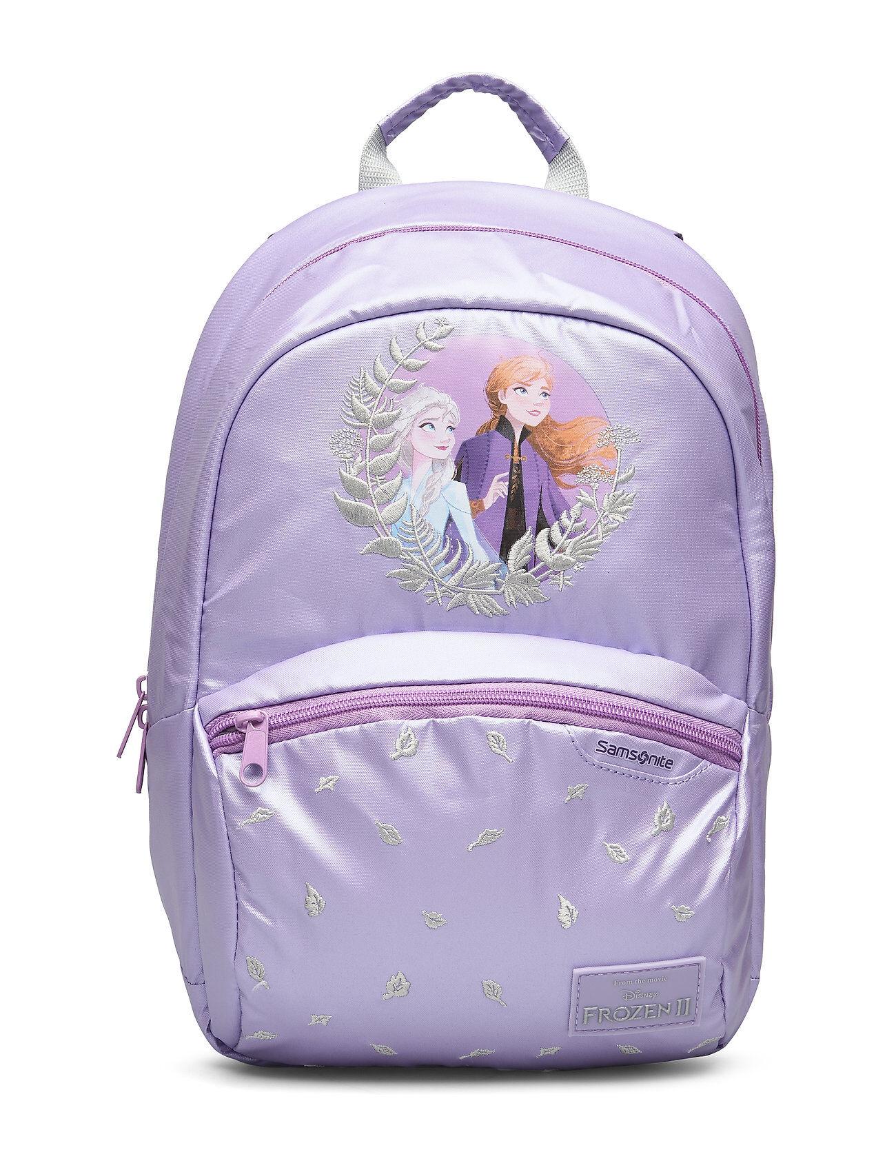 Samsonite Disney Backpack S+ Frozen Ii Accessories Bags Backpacks Liila Samsonite