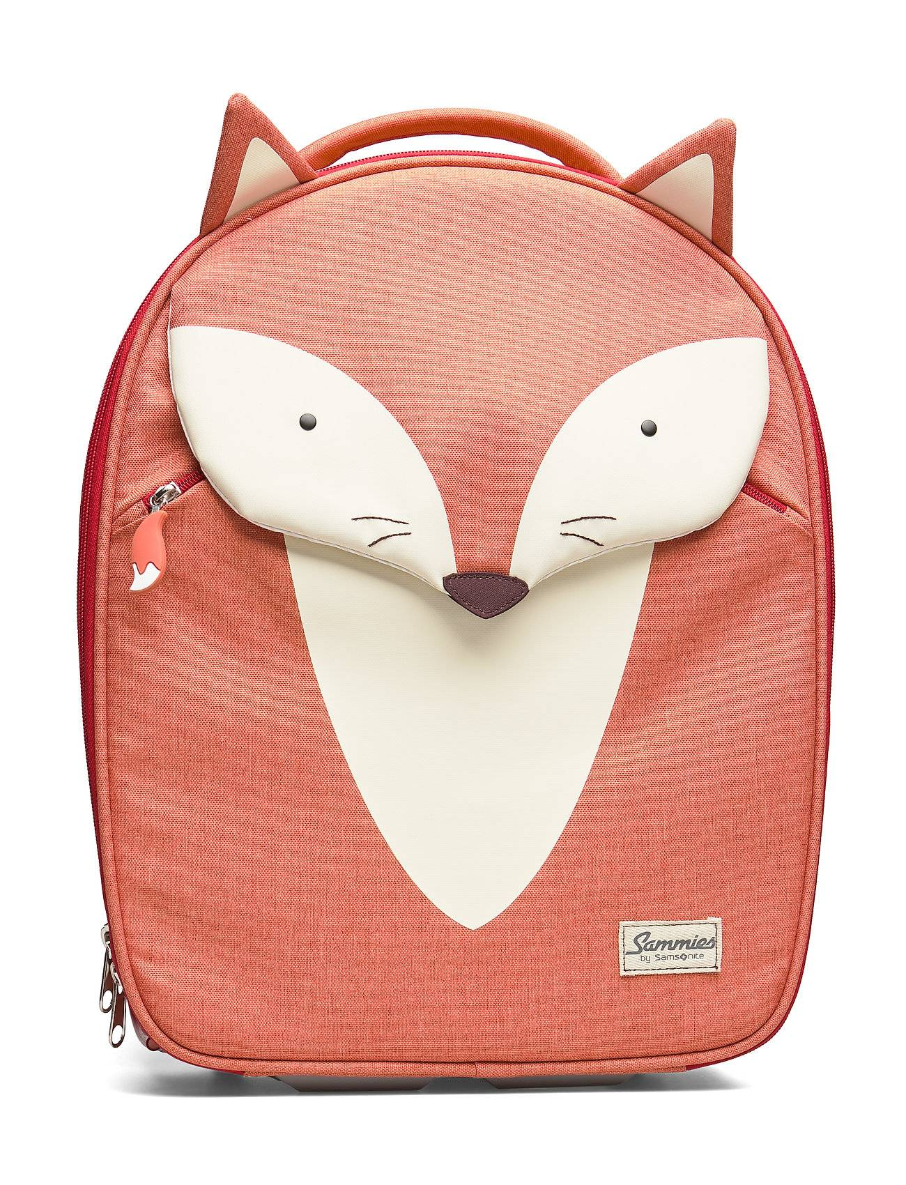 Samsonite Happy Sammies Upright 45 Fox William Accessories Bags Backpacks Vaaleanpunainen