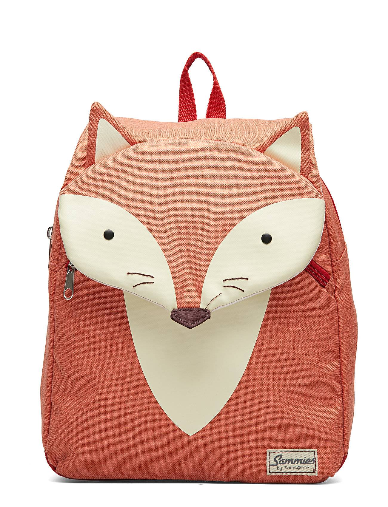 Samsonite Happy Sammies Backpack S Fox William Accessories Bags Backpacks Vaaleanpunainen