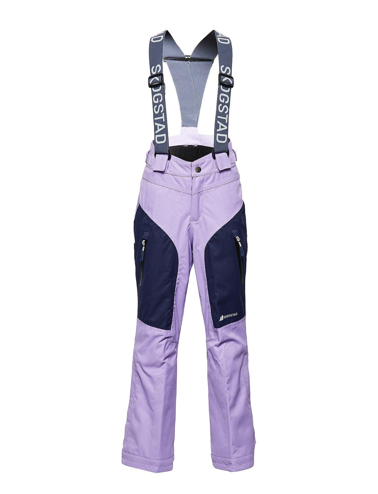 Skogstad Gaustadblikk 2-Layer Technical Ski Trousers Outerwear Snow/ski Clothing Snow/ski Pants Liila Skogstad