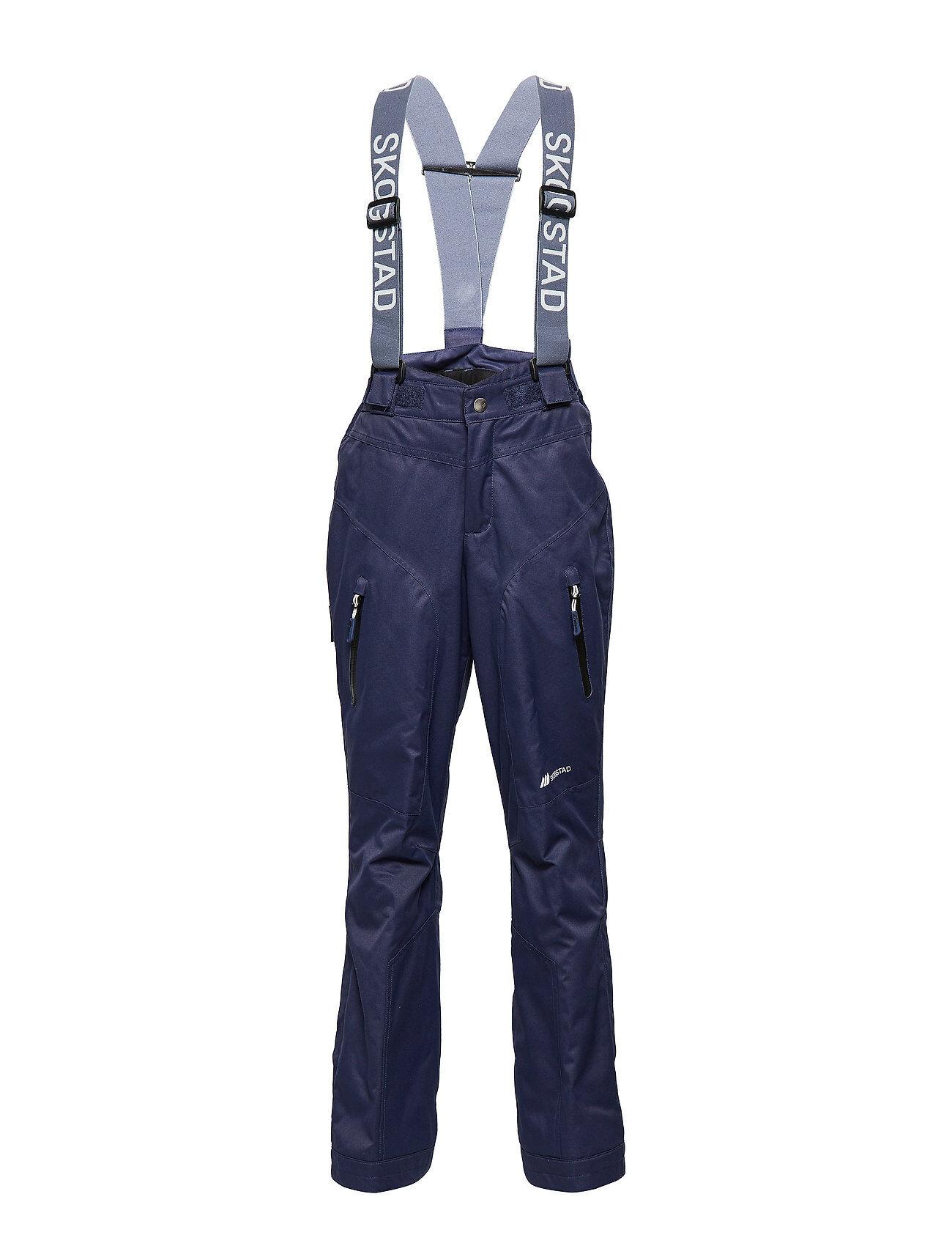 Skogstad Gaustadblikk 2-Layer Technical Ski Trousers Outerwear Snow/ski Clothing Snow/ski Pants Sininen Skogstad