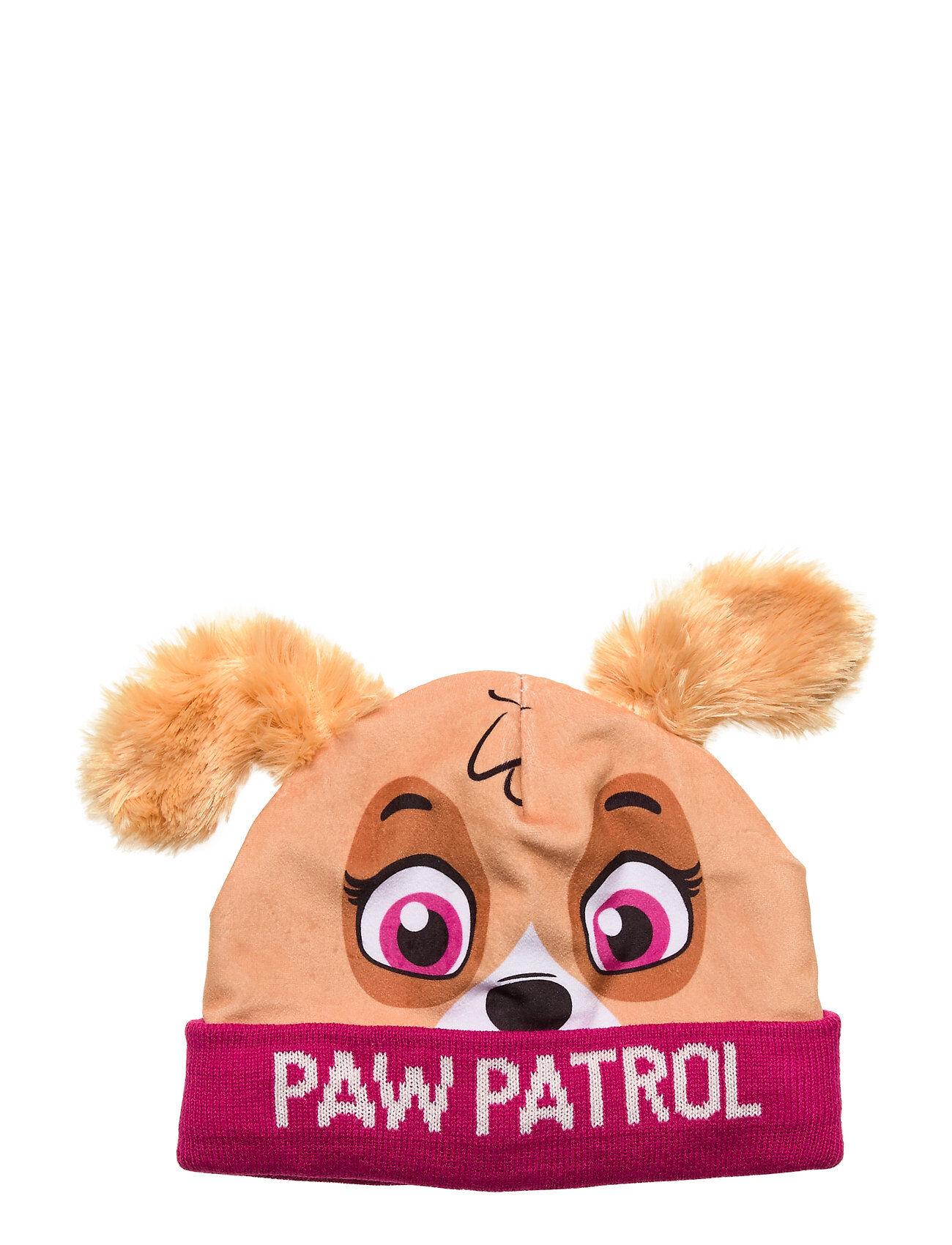 Paw Patrol Cap Accessories Headwear Hats Ruskea Paw Patrol