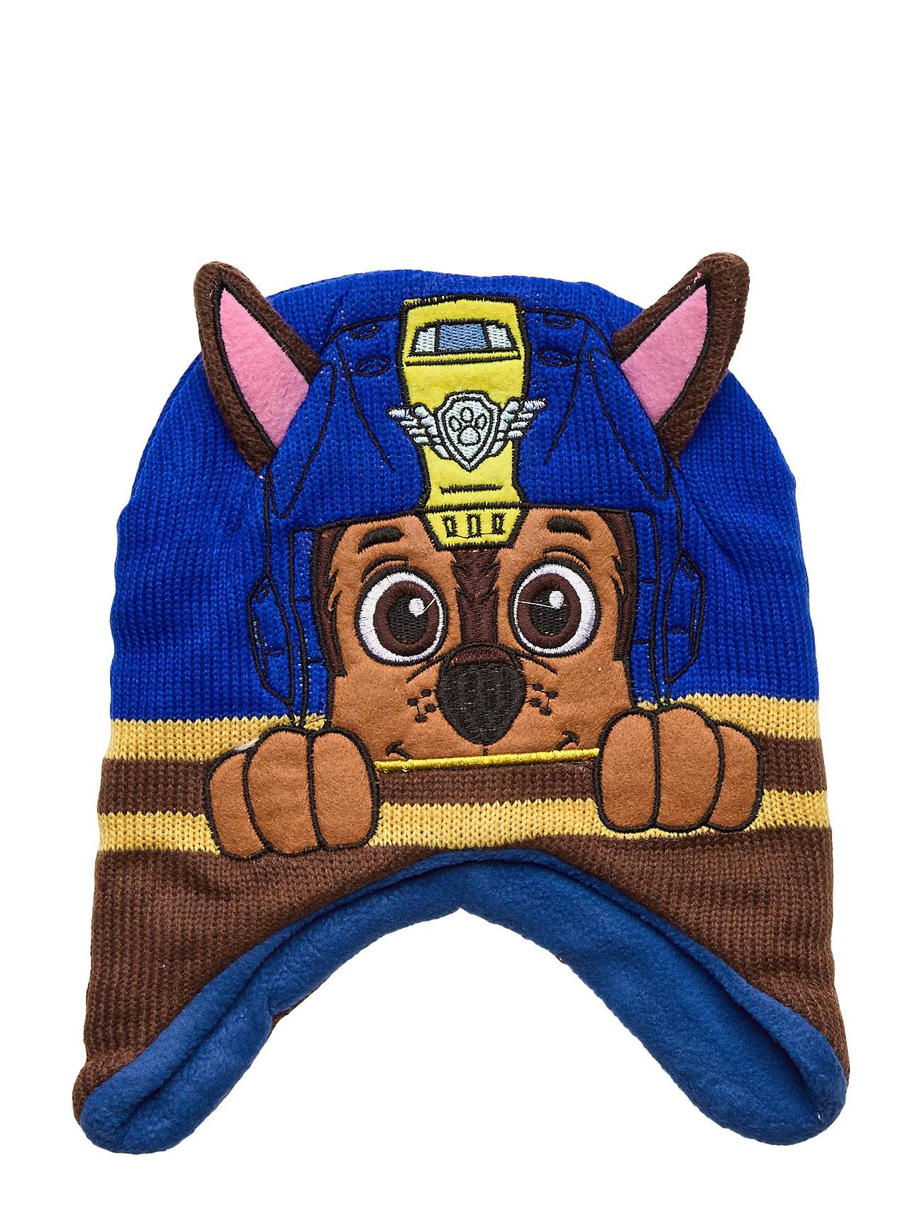 Paw Patrol Peruvien Accessories Headwear Hats Sininen Paw Patrol