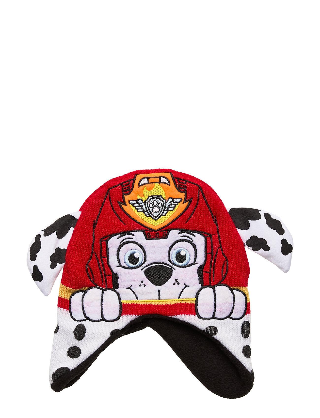 Paw Patrol Peruvien Accessories Headwear Hats Monivärinen/Kuvioitu Paw Patrol