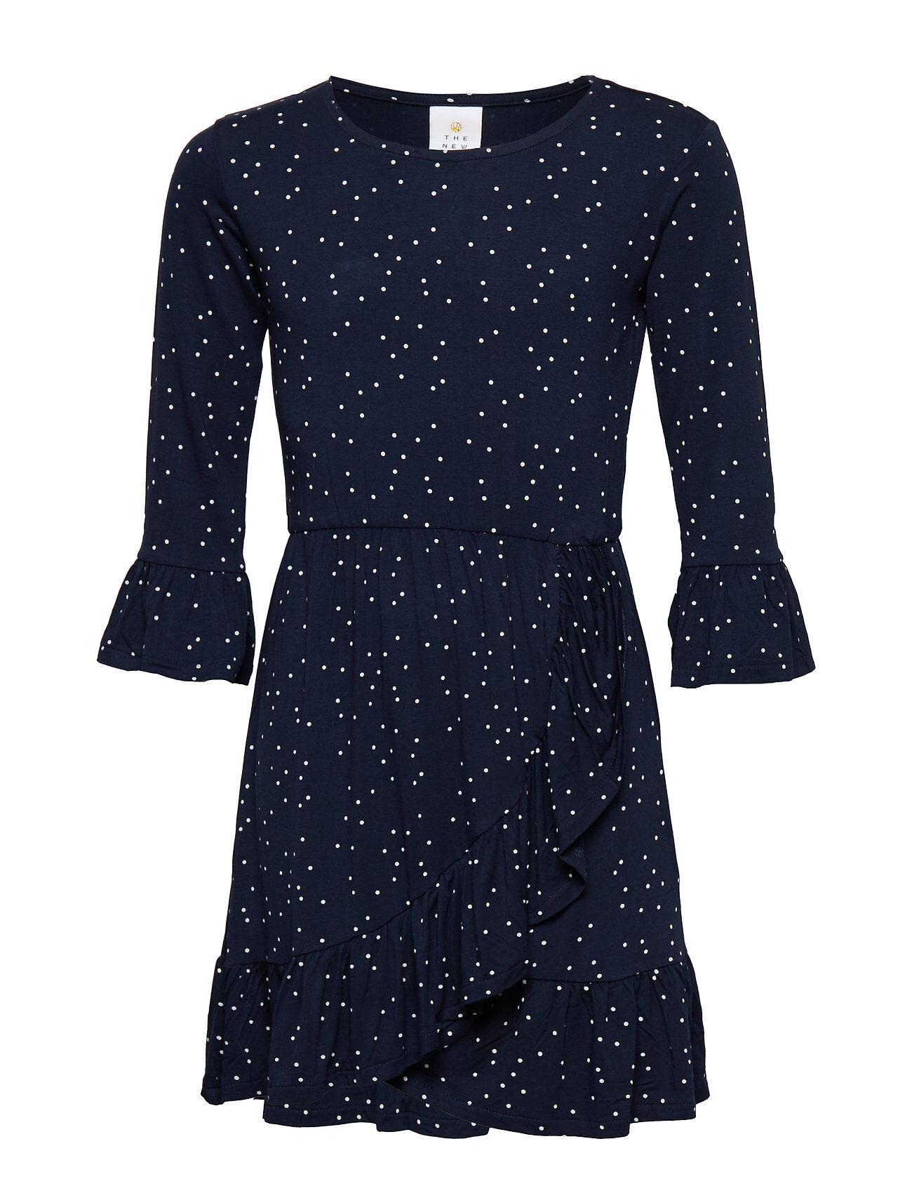 The New Kisa Frill Dress