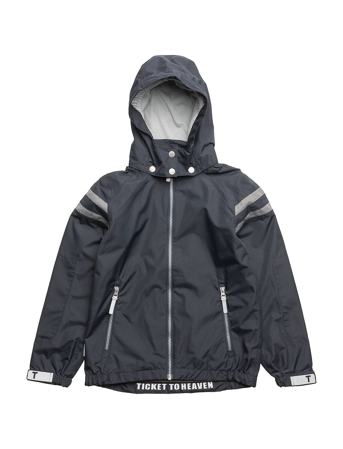 Ticket to Heaven Jacket Noland With Detachable Hood