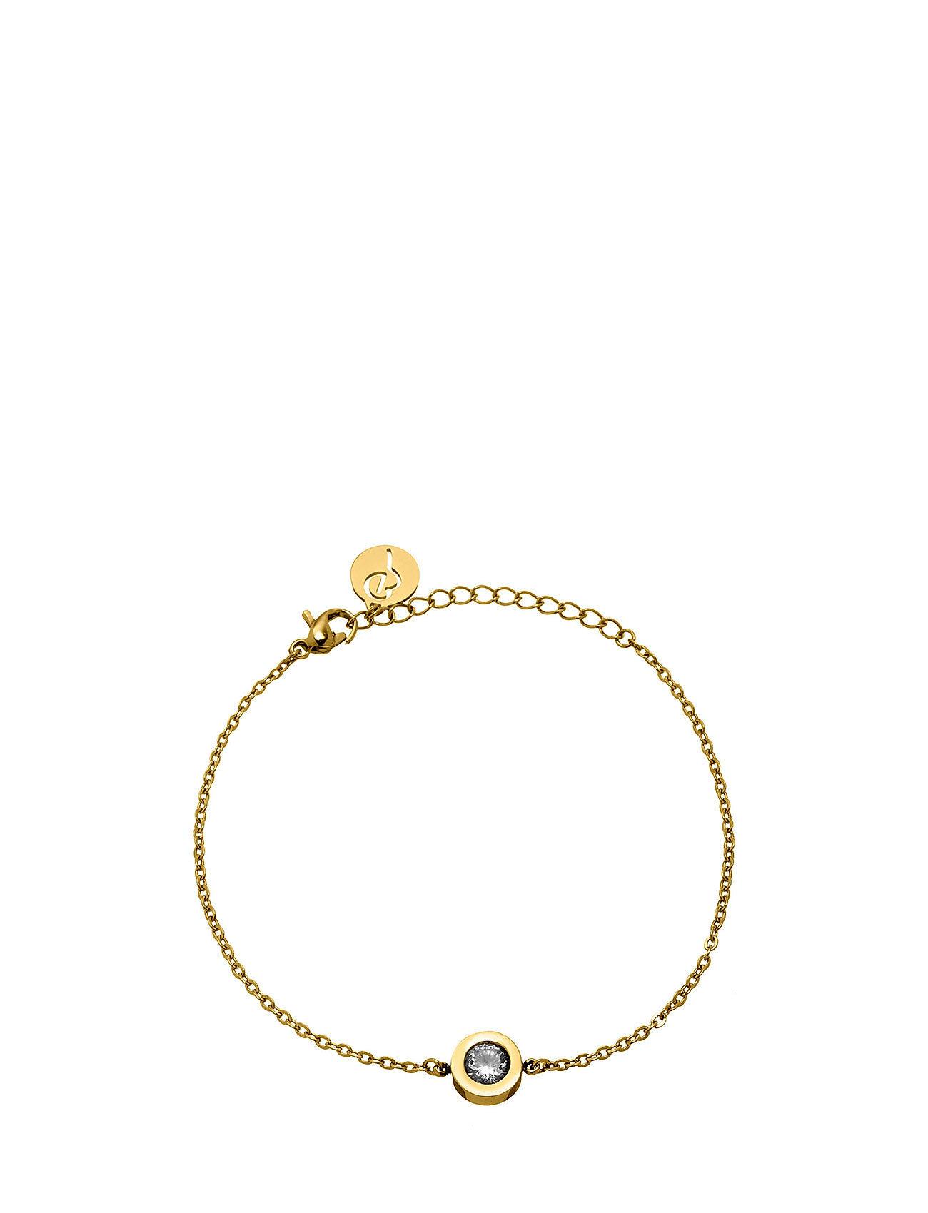 Edblad Stella Bracelet Accessories Jewellery Bracelets Chain Bracelets Kulta Edblad
