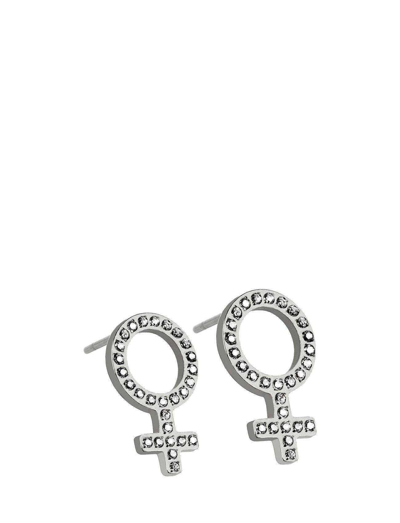 Edblad Me Studs Steel Accessories Jewellery Earrings Studs Hopea Edblad