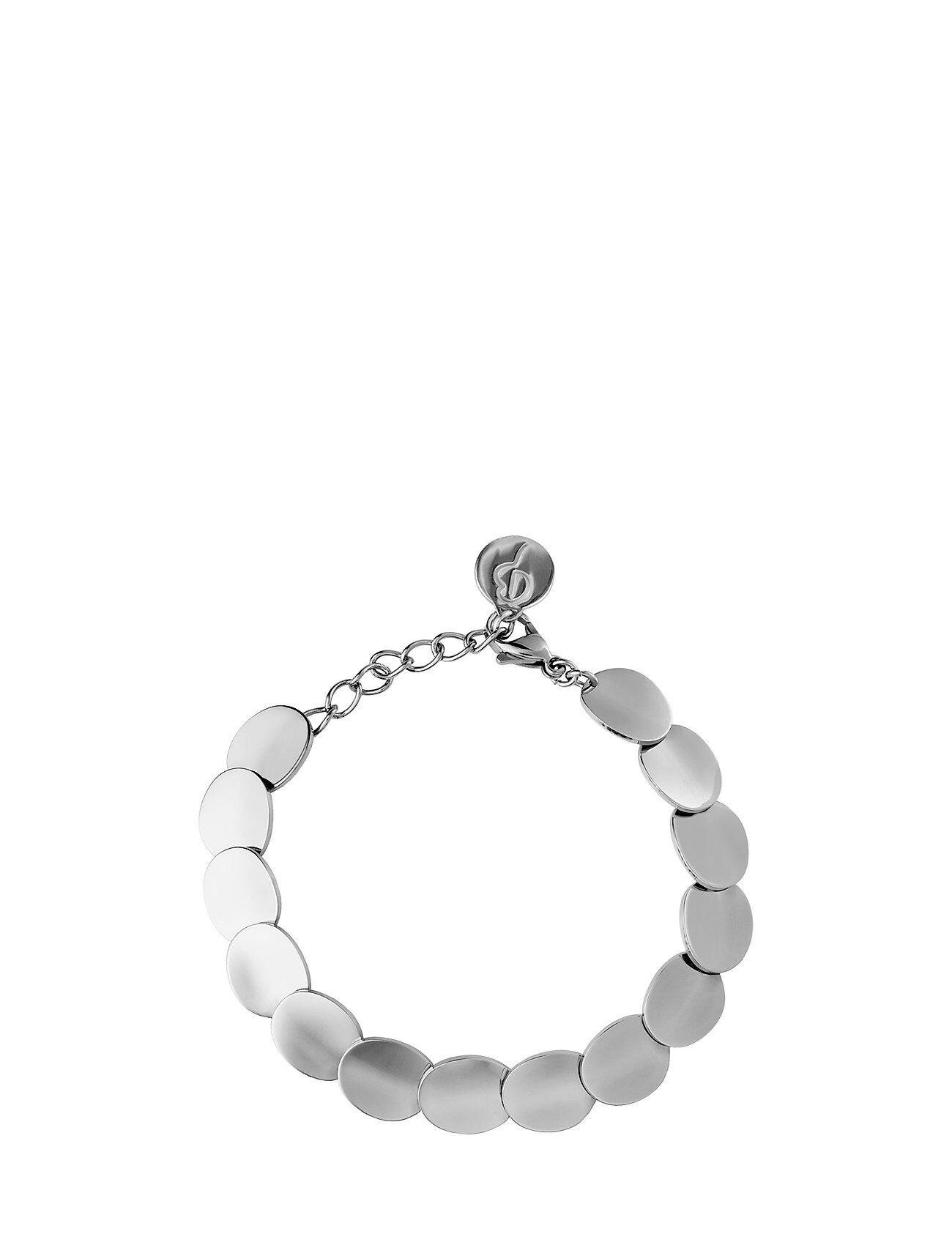 Edblad Pebble Bracelet Steel Accessories Jewellery Bracelets Chain Bracelets Hopea Edblad
