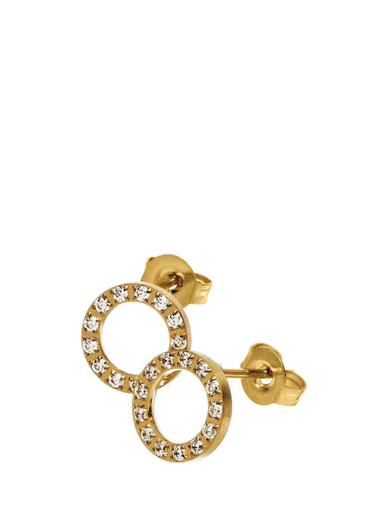 Edblad Glow Studs Mini Gold Accessories Jewellery Earrings Studs Kulta Edblad