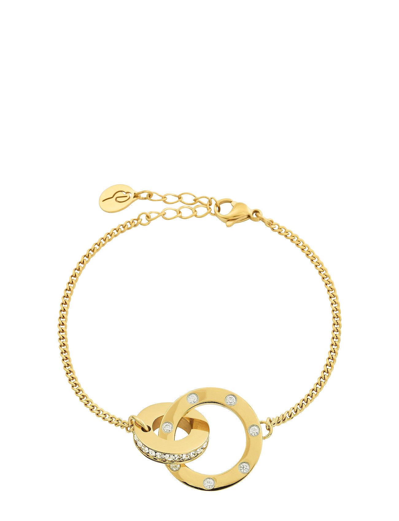 Edblad Ida Bracelet Accessories Jewellery Bracelets Chain Bracelets Kulta Edblad