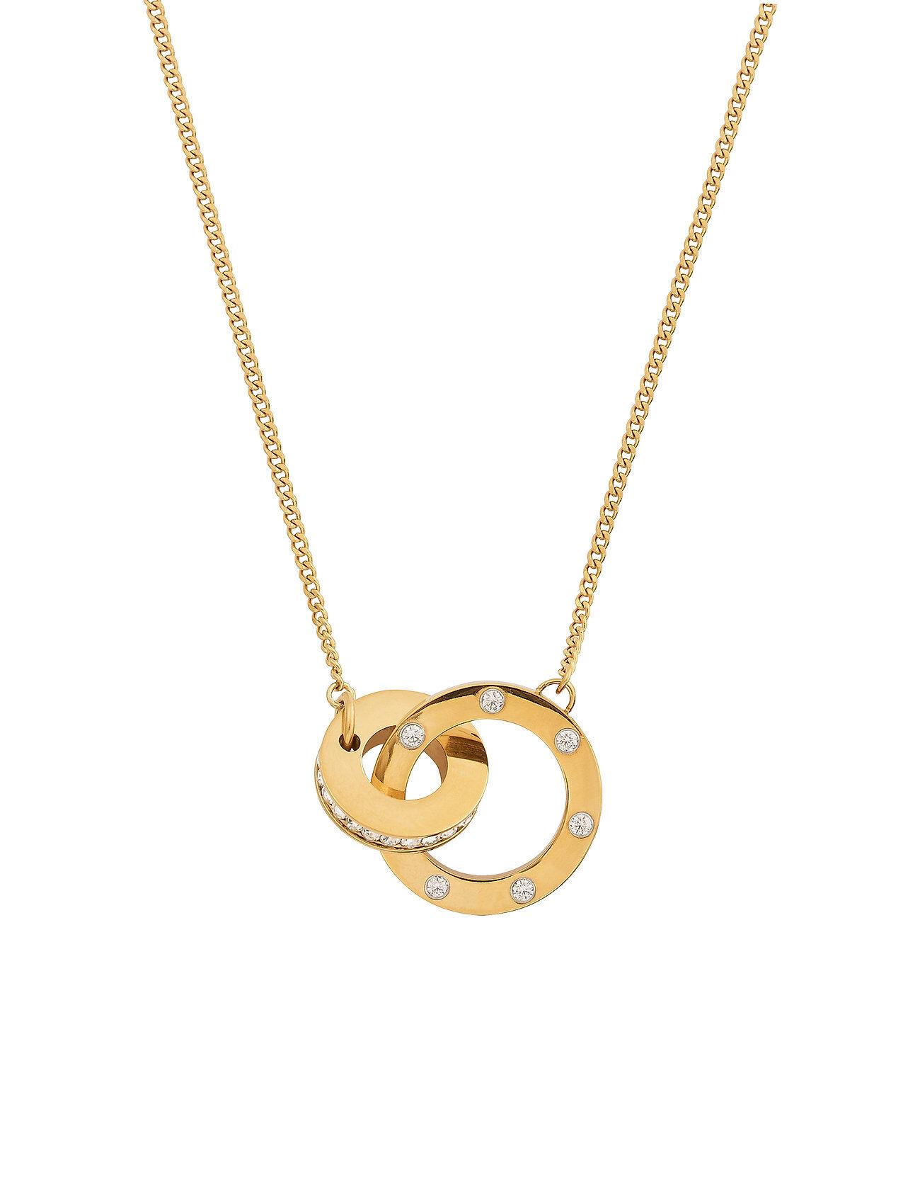Edblad Ida Necklace Long Accessories Jewellery Necklaces Dainty Necklaces Kulta Edblad