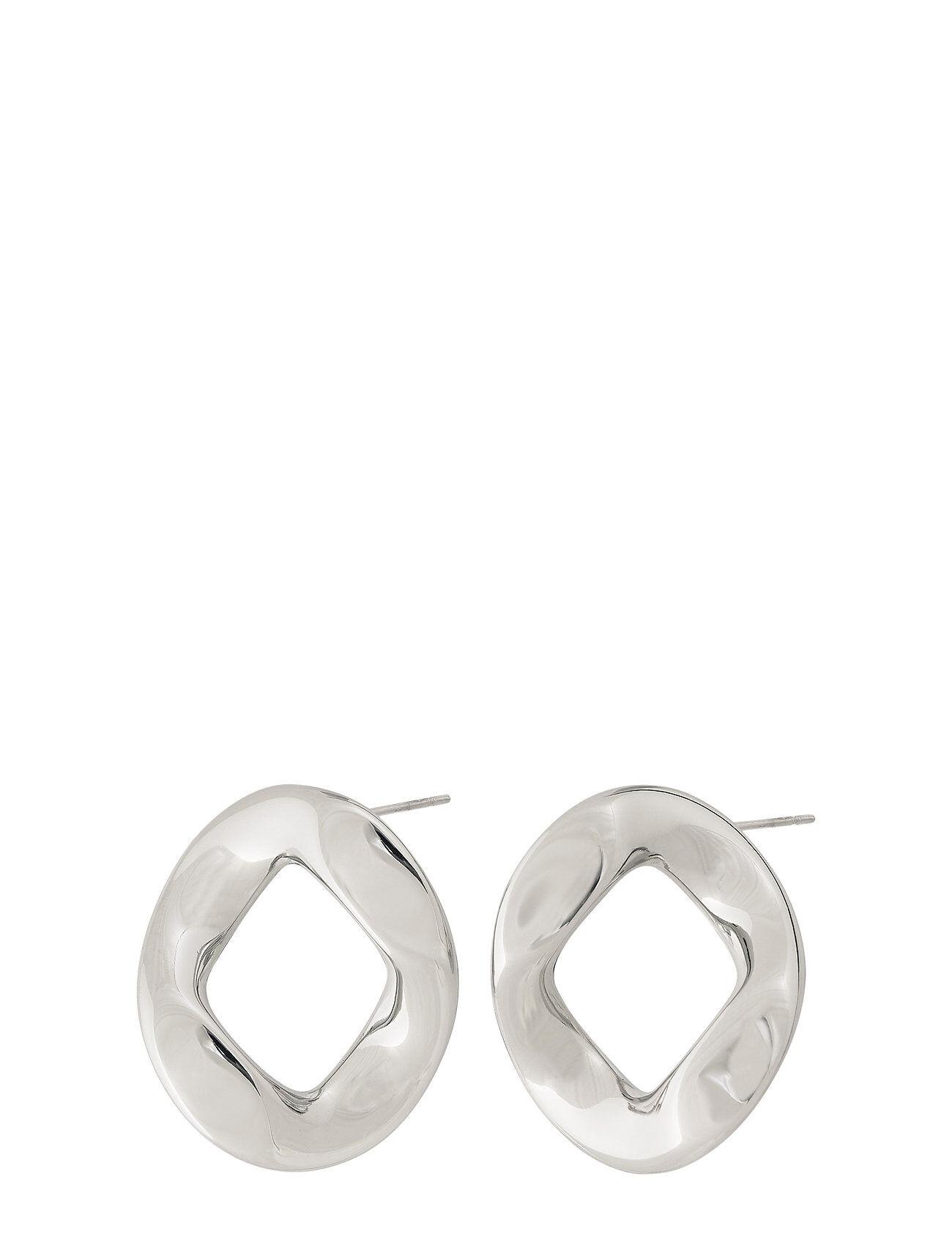 Edblad Malibu Earrings Steel Accessories Jewellery Earrings Studs Hopea Edblad
