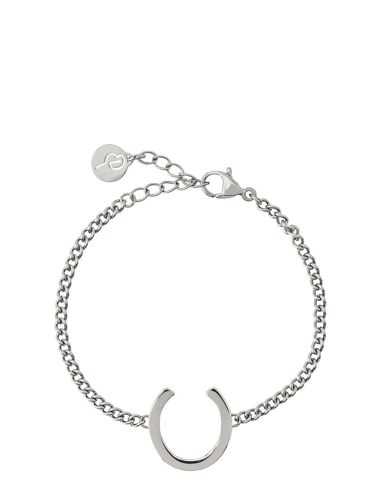 Edblad Fortune Bracelet Steel Accessories Jewellery Bracelets Chain Bracelets Hopea Edblad