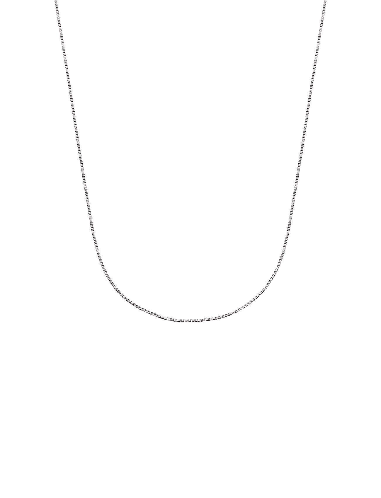 Edblad Charmentity Chain Box 50 Cm Steel Accessories Jewellery Necklaces Dainty Necklaces Hopea Edblad