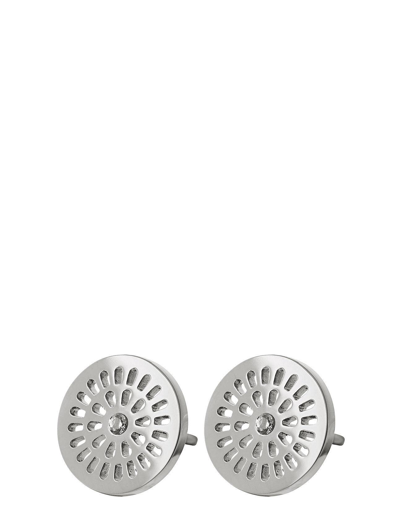 Edblad Farrah Studs Steel Accessories Jewellery Earrings Studs Hopea Edblad