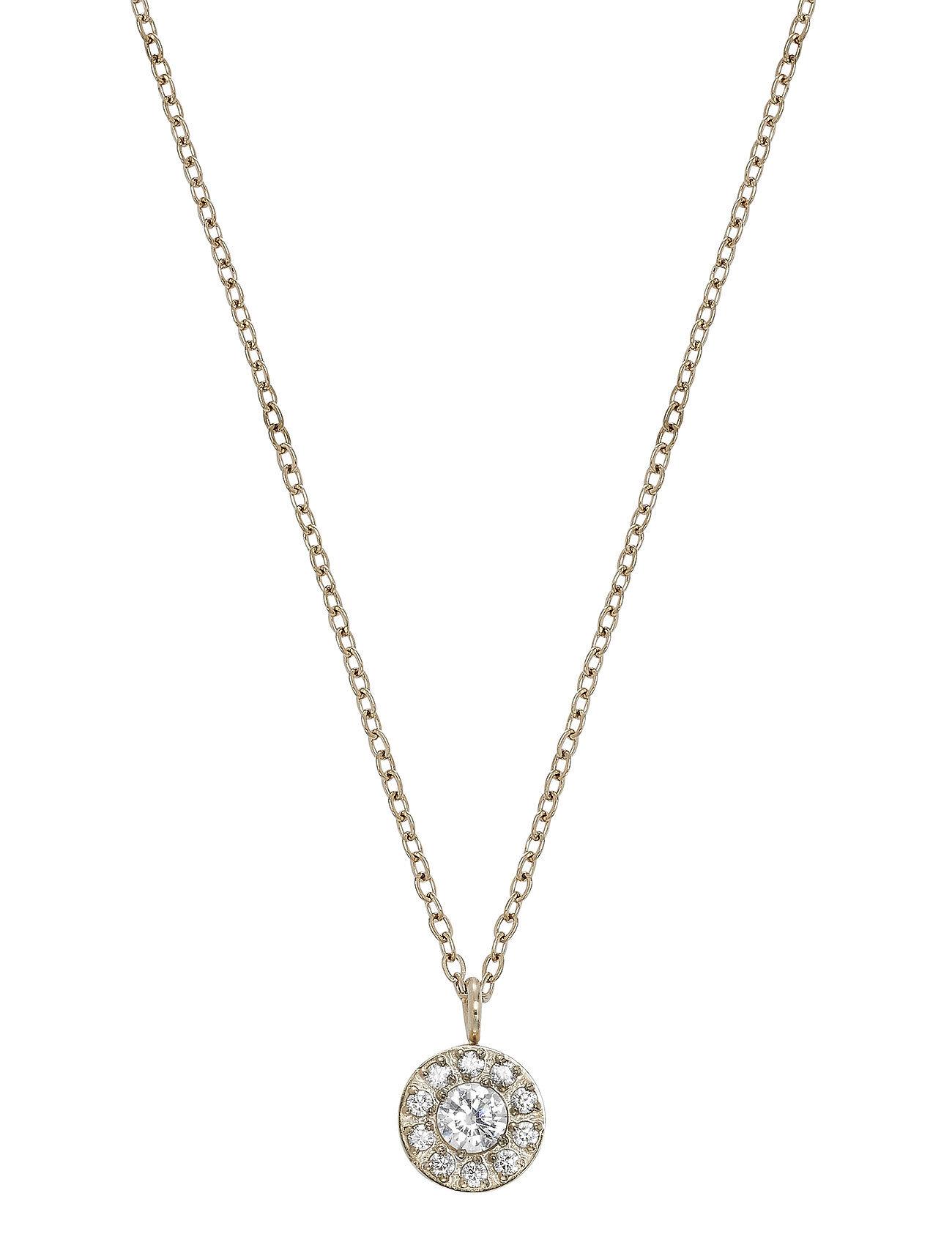 Edblad Thassos Necklace Mini Accessories Jewellery Necklaces Dainty Necklaces Kulta Edblad