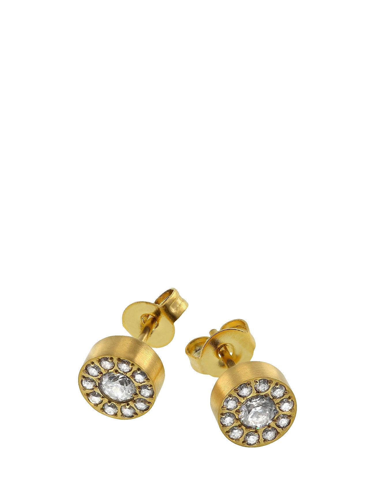 Edblad Thassos Studs Mini Gold Accessories Jewellery Earrings Studs Kulta Edblad