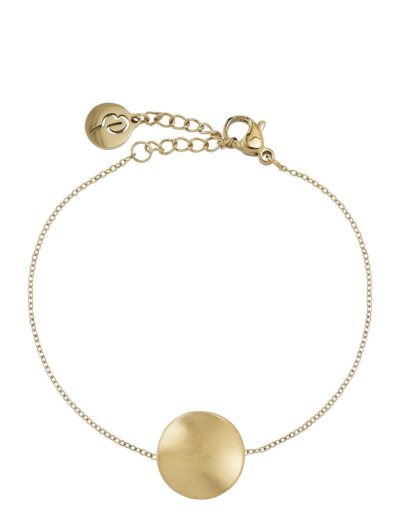 Edblad Elsa Bracelet Matt Accessories Jewellery Bracelets Chain Bracelets Kulta Edblad