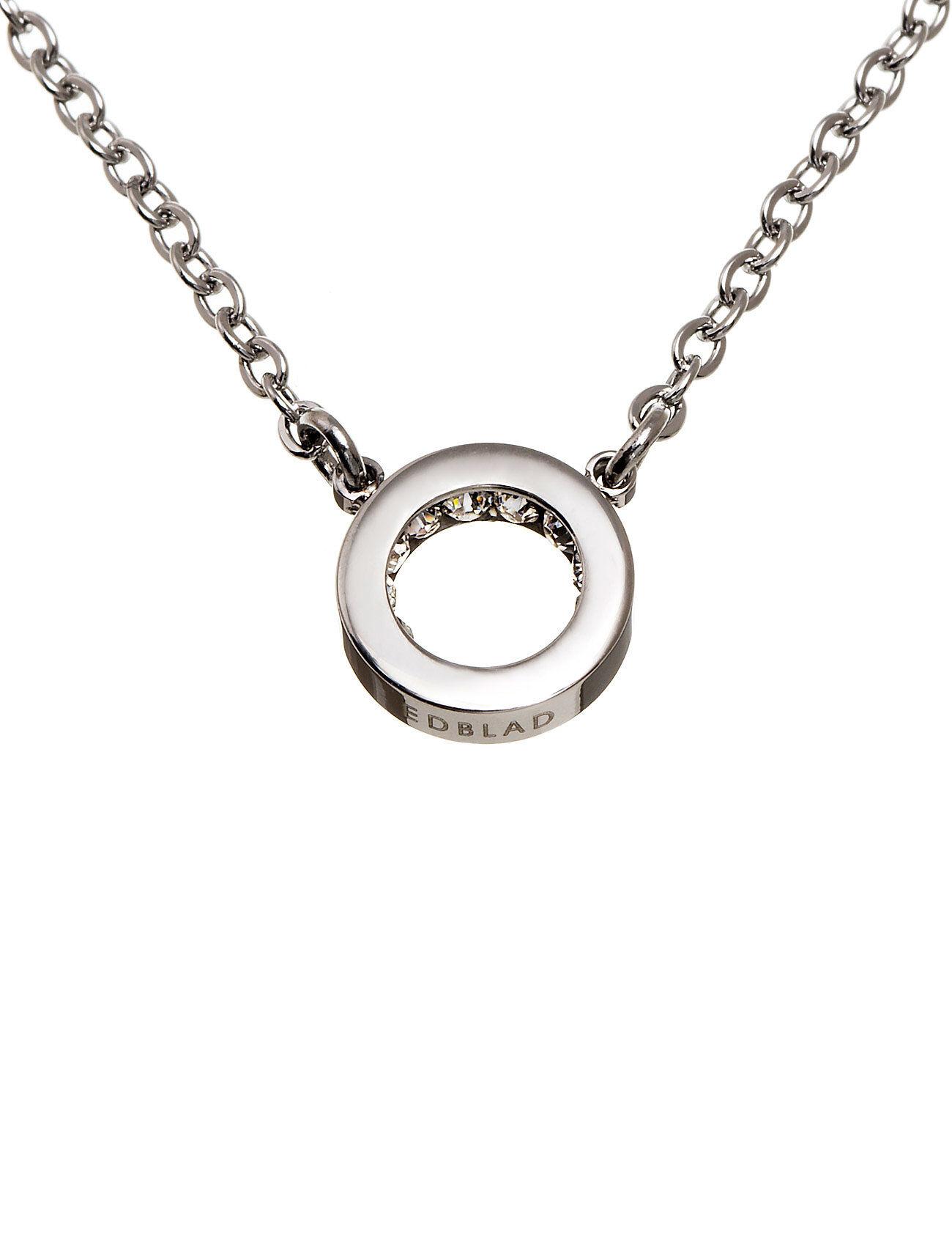Edblad Monaco Necklace Mini Accessories Jewellery Necklaces Dainty Necklaces Hopea Edblad