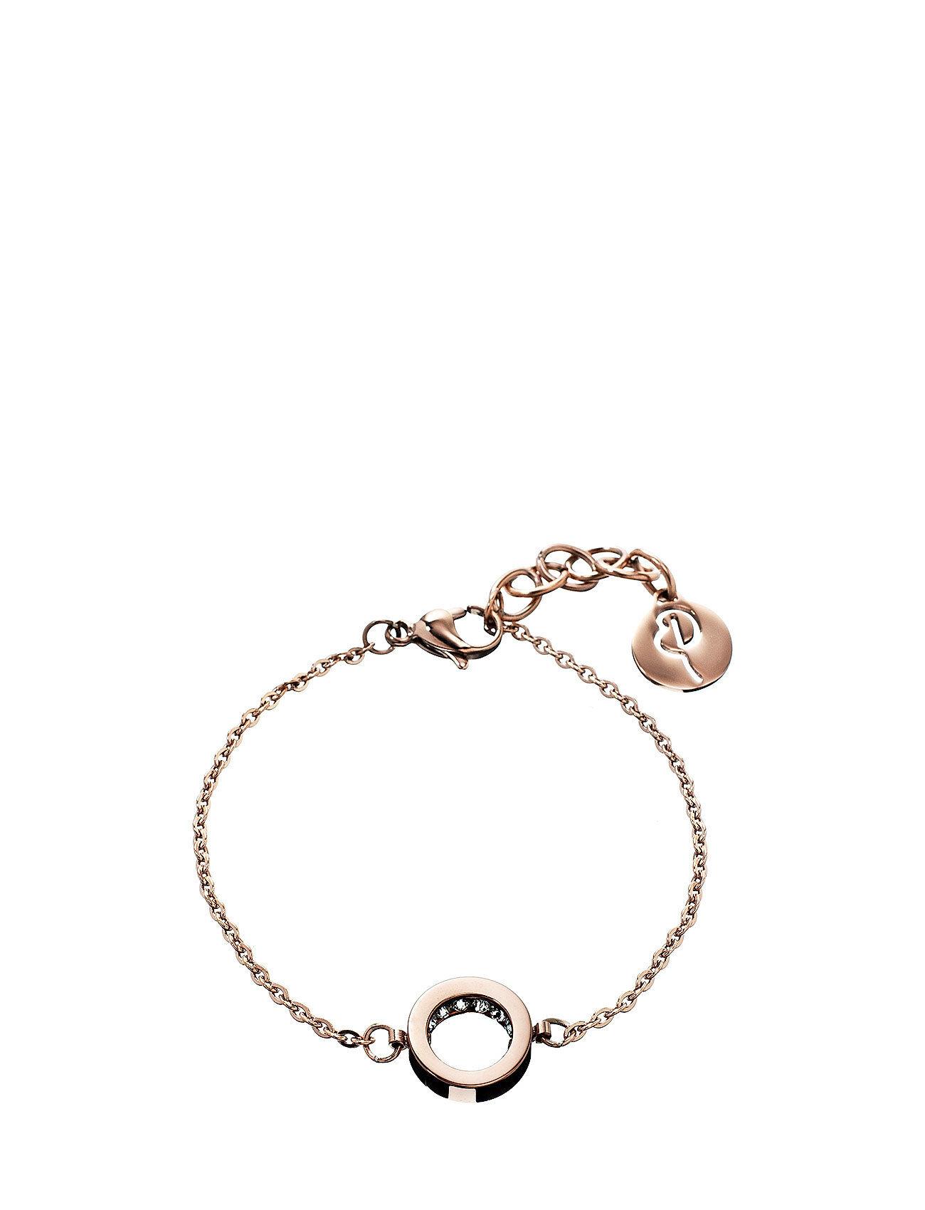 Edblad Monaco Bracelet Thin Accessories Jewellery Bracelets Chain Bracelets Kulta Edblad