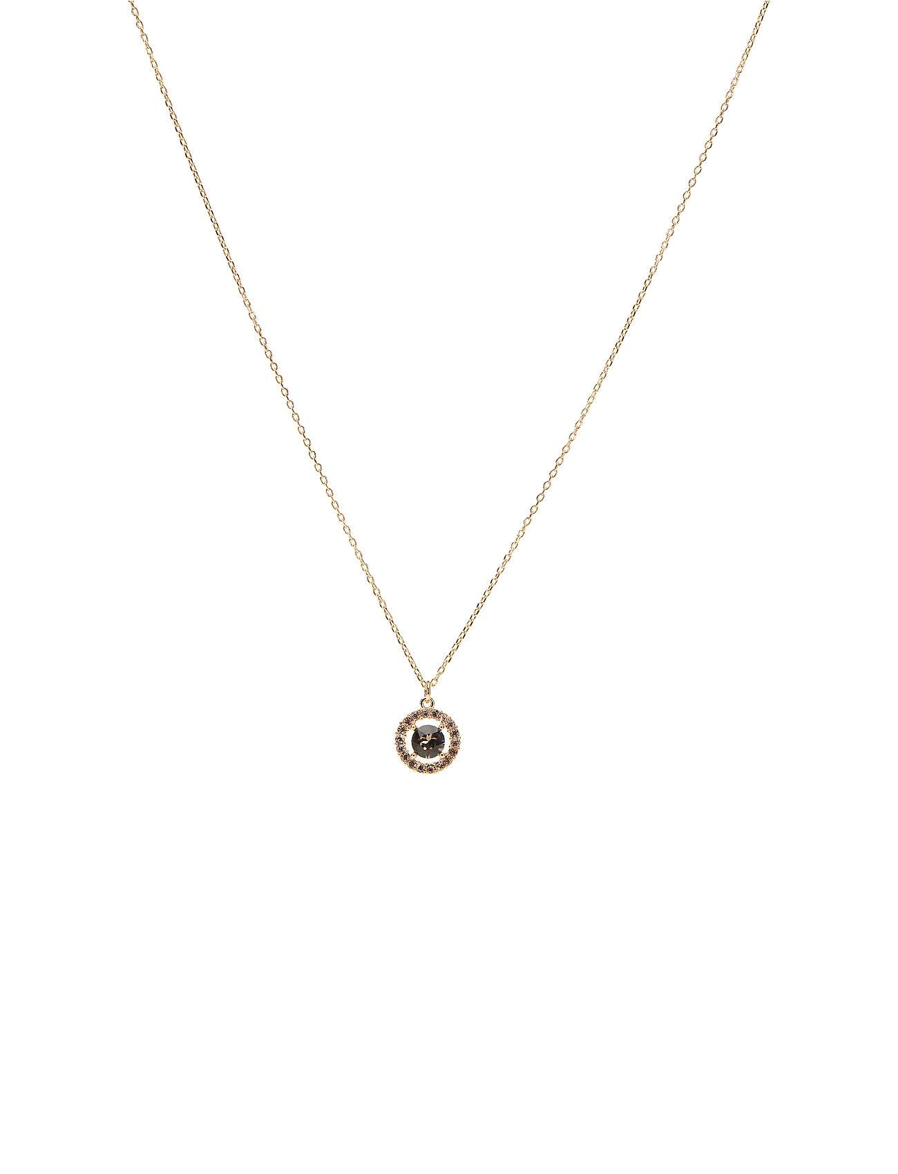 LILY AND ROSE Miss Miranda Necklace - Diamond Grey Accessories Jewellery Necklaces Dainty Necklaces Kulta LILY AND ROSE