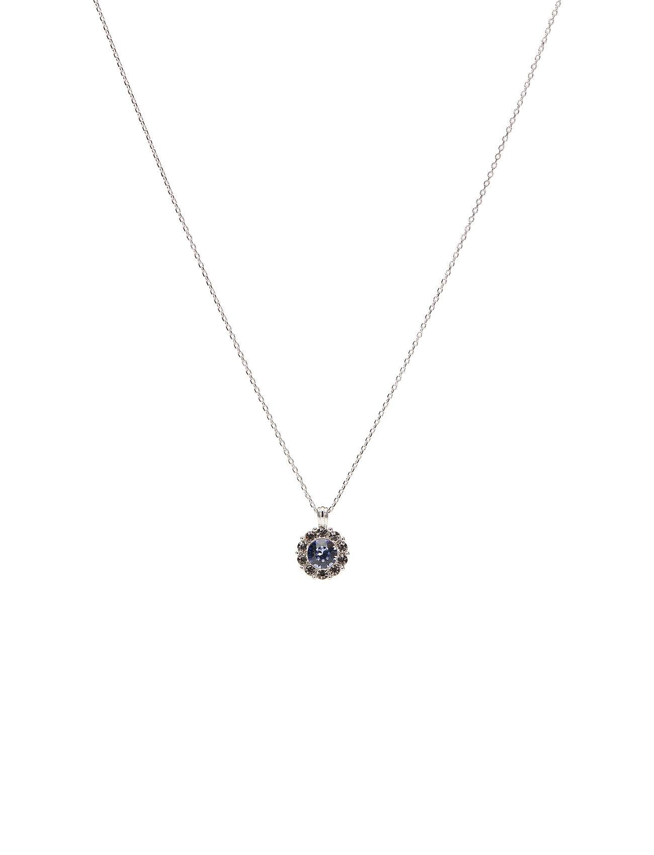 LILY AND ROSE Sofia Necklace - Light Sapphire Accessories Jewellery Necklaces Dainty Necklaces Hopea LILY AND ROSE