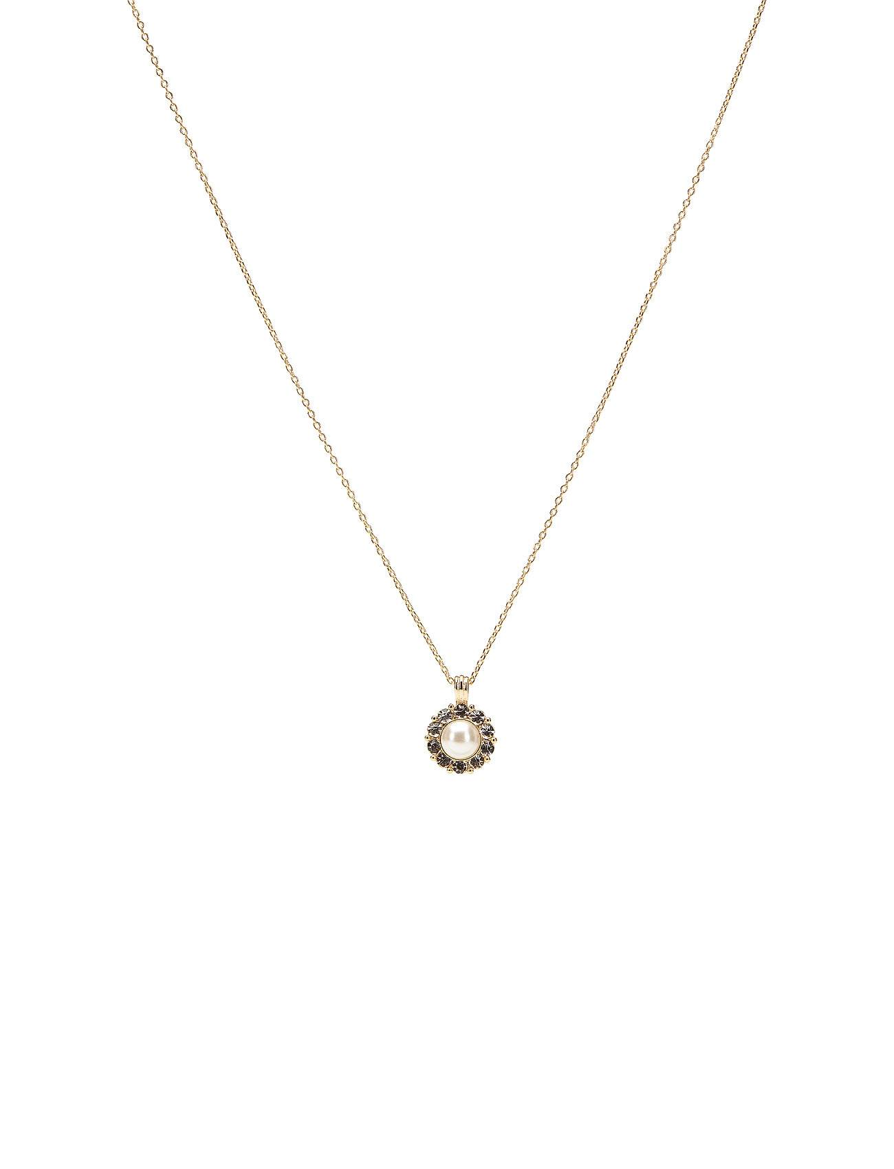 LILY AND ROSE Sofia Pearl Necklace - Ivory Accessories Jewellery Necklaces Dainty Necklaces Kulta LILY AND ROSE