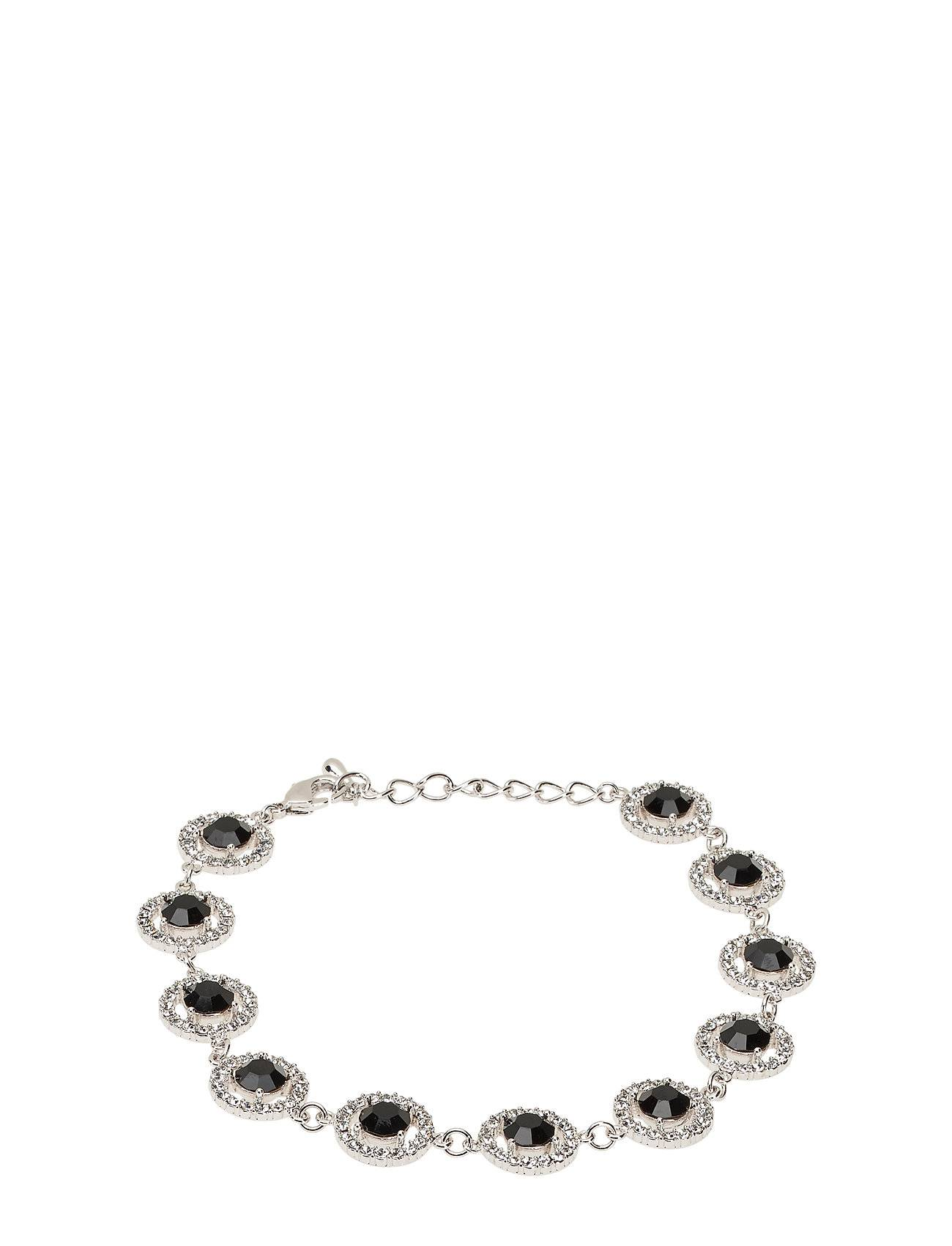 LILY AND ROSE Miranda Bracalet - Jet Accessories Jewellery Bracelets Chain Bracelets Musta LILY AND ROSE