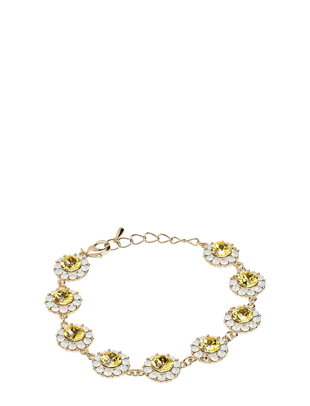 LILY AND ROSE Sofia Bracelet - Sunshine Accessories Jewellery Bracelets Chain Bracelets Keltainen LILY AND ROSE