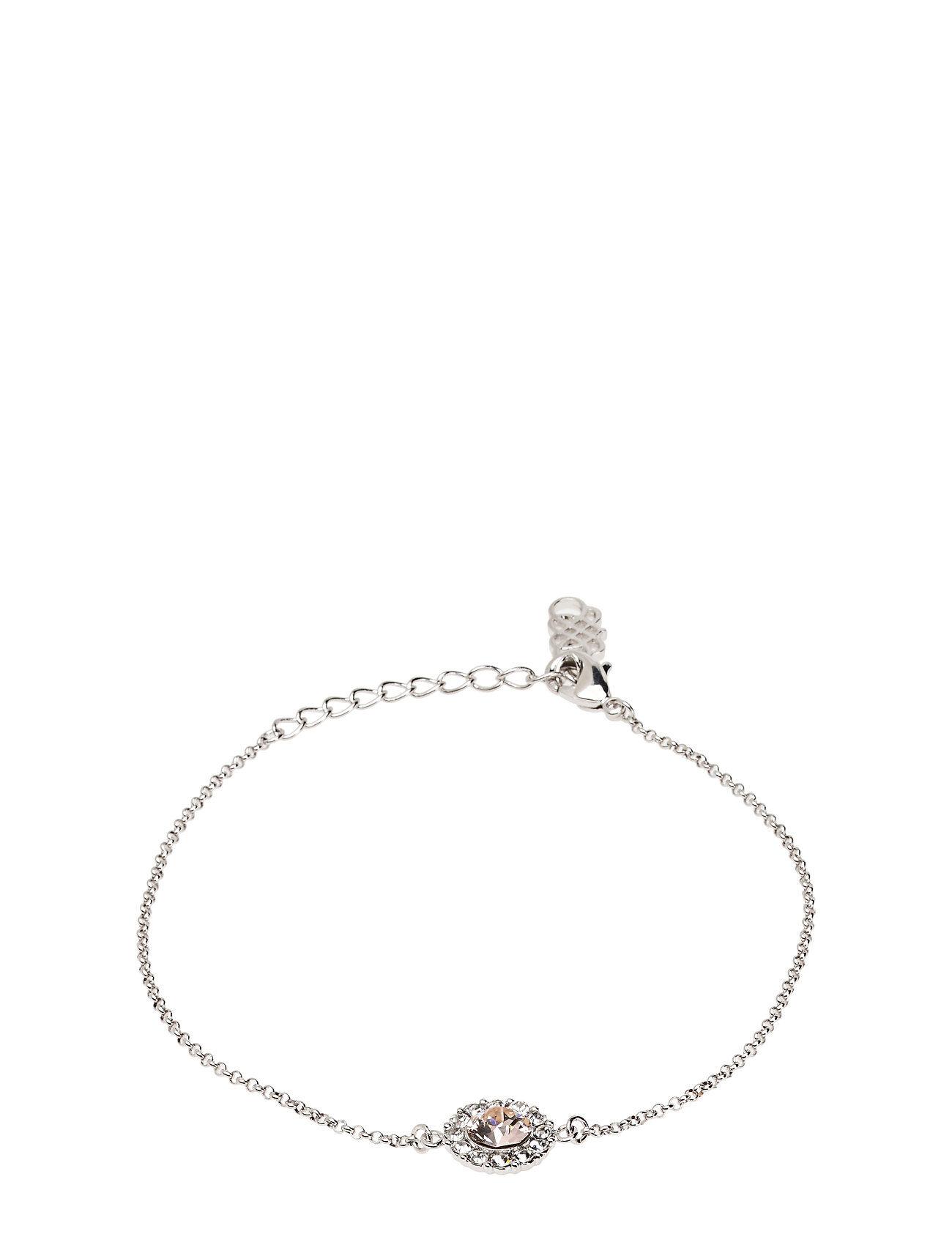 LILY AND ROSE Celeste Bracelet - Silk Accessories Jewellery Bracelets Chain Bracelets Beige LILY AND ROSE