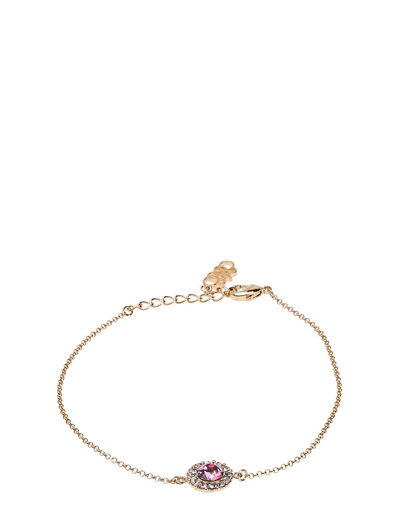 LILY AND ROSE Celeste Bracelet - Rose Accessories Jewellery Bracelets Chain Bracelets Vaaleanpunainen LILY AND ROSE