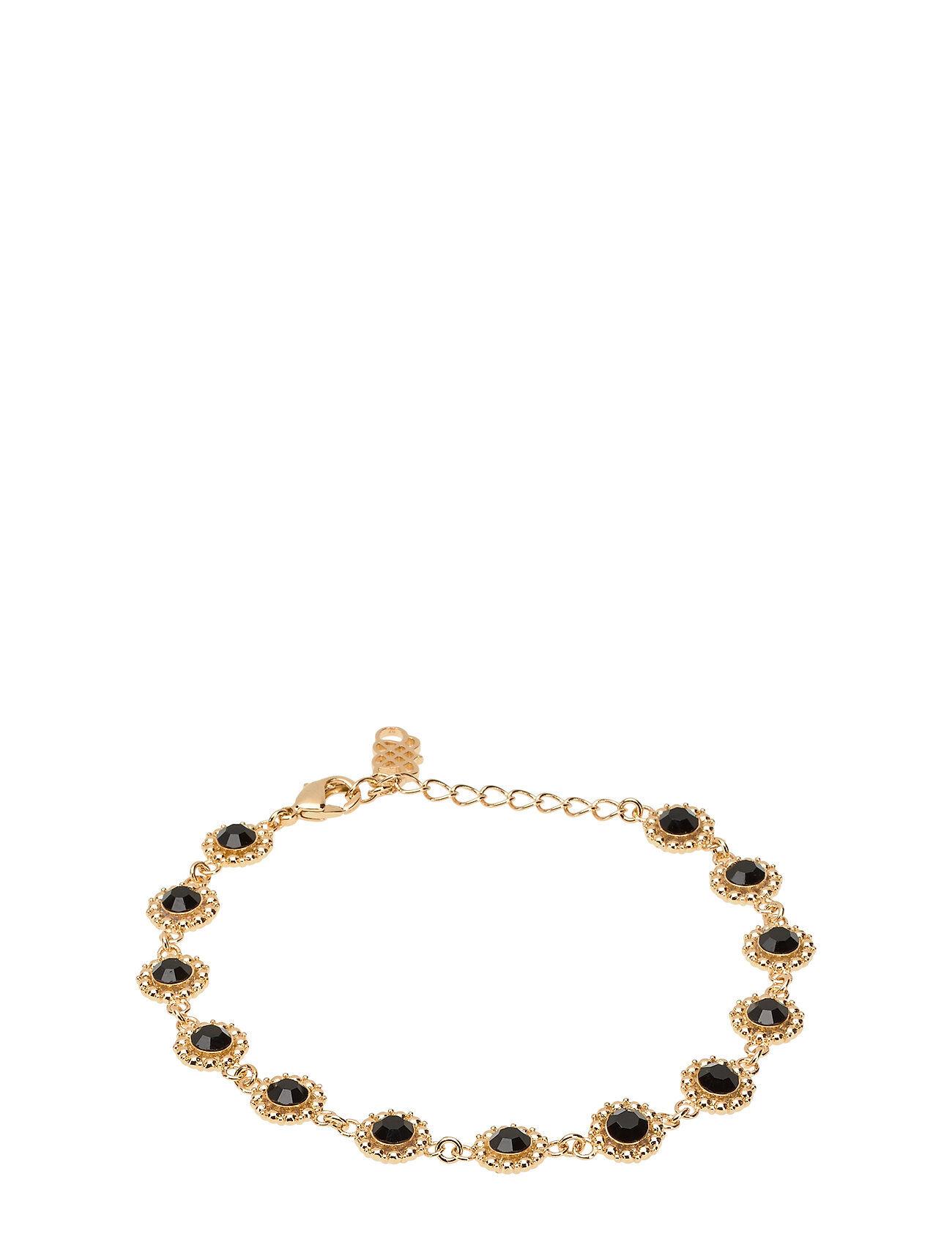 LILY AND ROSE Petite Kate Bracelet - Jet Accessories Jewellery Bracelets Chain Bracelets Kulta LILY AND ROSE