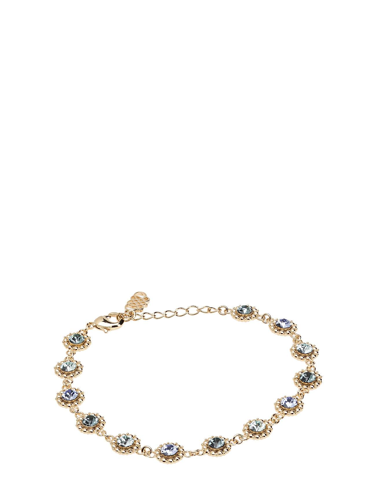 LILY AND ROSE Petite Kate Bracelet - Indian Summer Accessories Jewellery Bracelets Chain Bracelets Sininen LILY AND ROSE