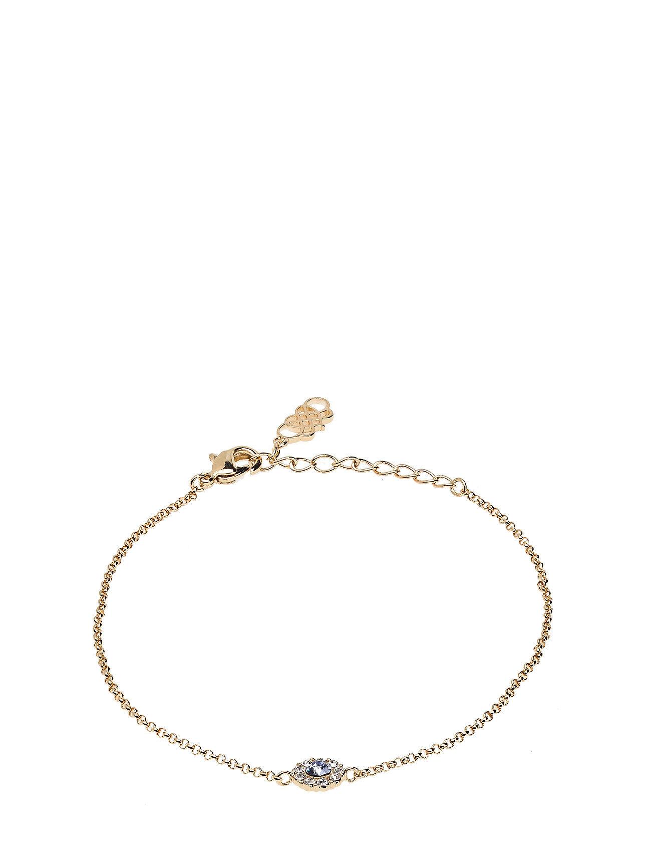 LILY AND ROSE Petite Miss Sofia Bracelet - Light Sapphire Accessories Jewellery Bracelets Chain Bracelets Sininen LILY AND ROSE