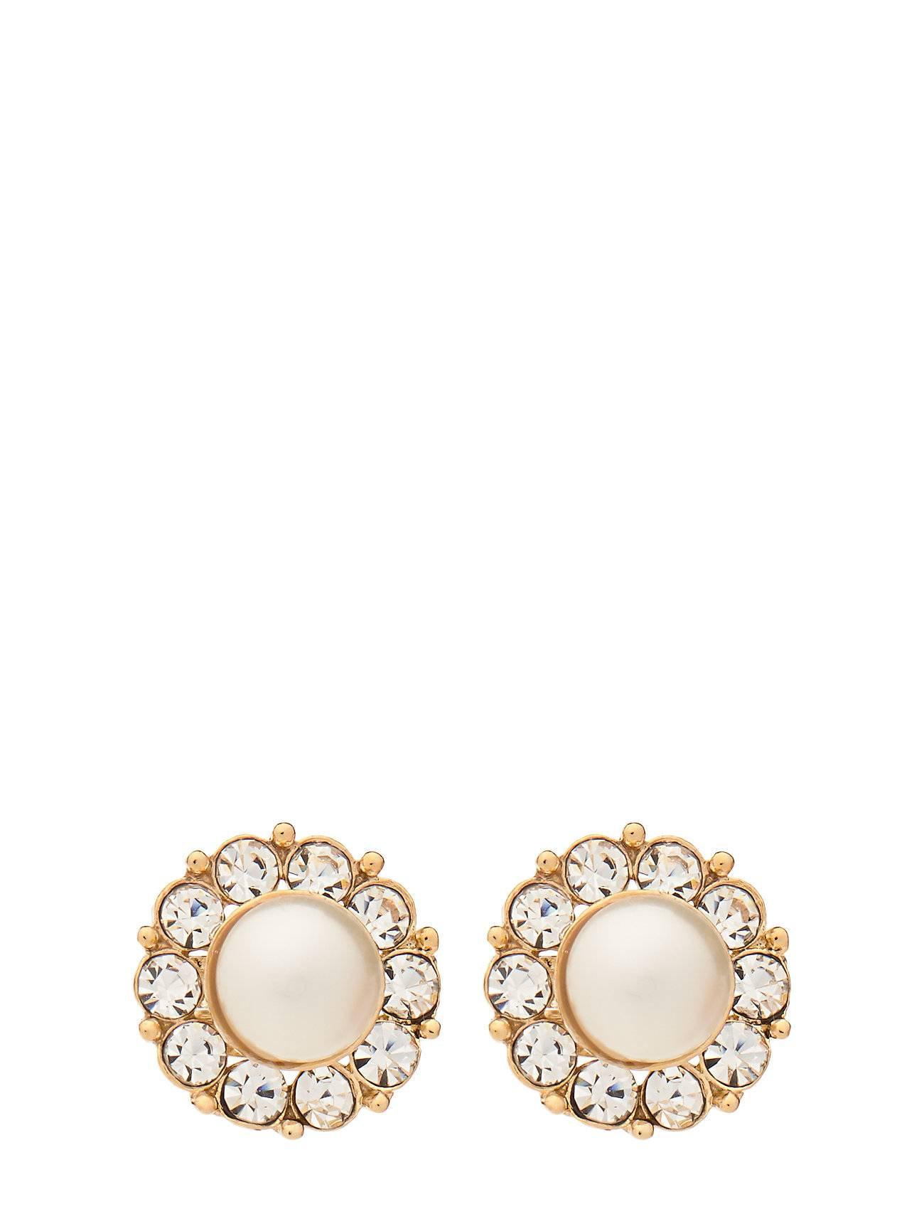 LILY AND ROSE Miss Sofia Pearl Earrings - Ivory Accessories Jewellery Earrings Studs Kulta LILY AND ROSE