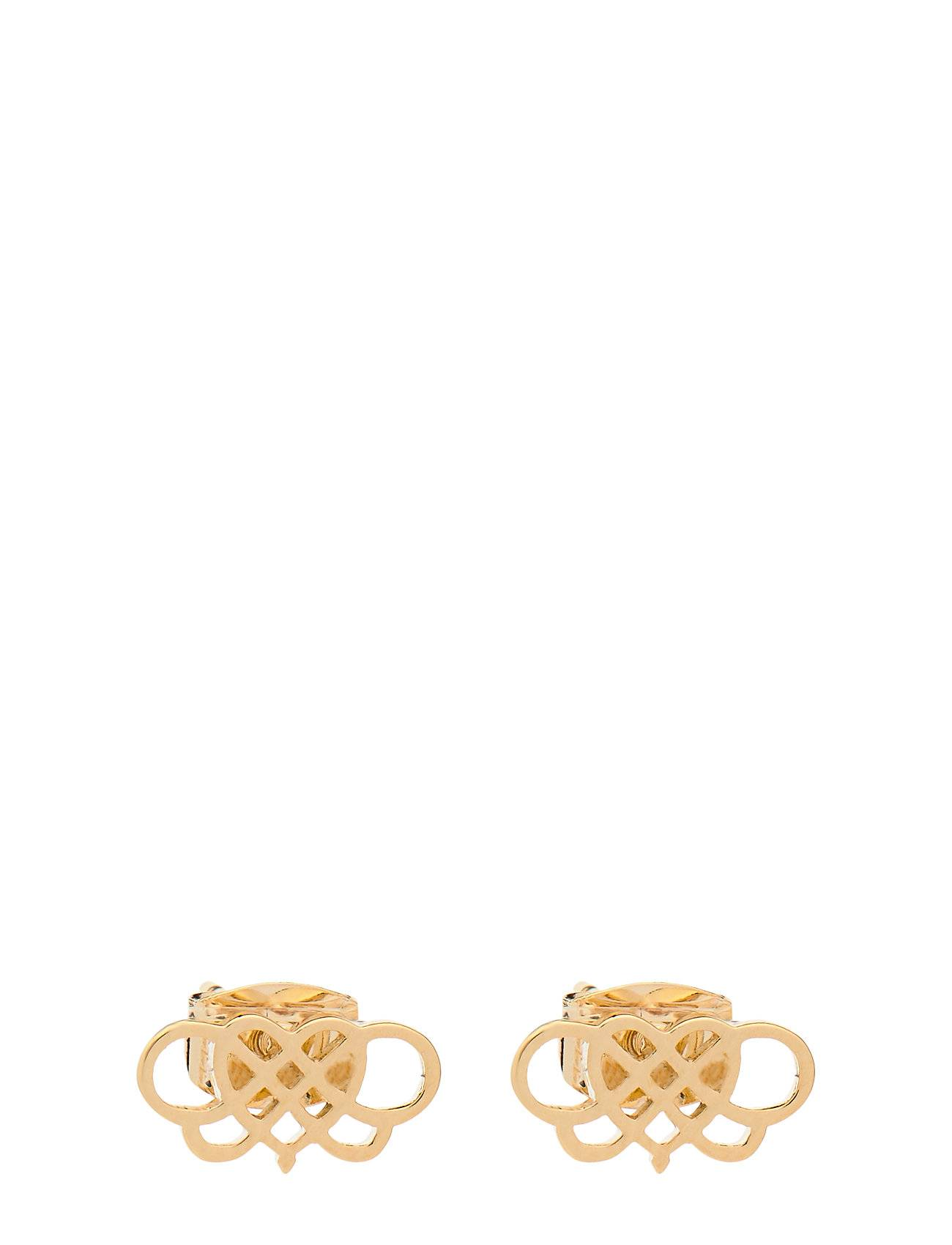 LILY AND ROSE Lily Signature Earrings - Gold Accessories Jewellery Earrings Studs Kulta LILY AND ROSE