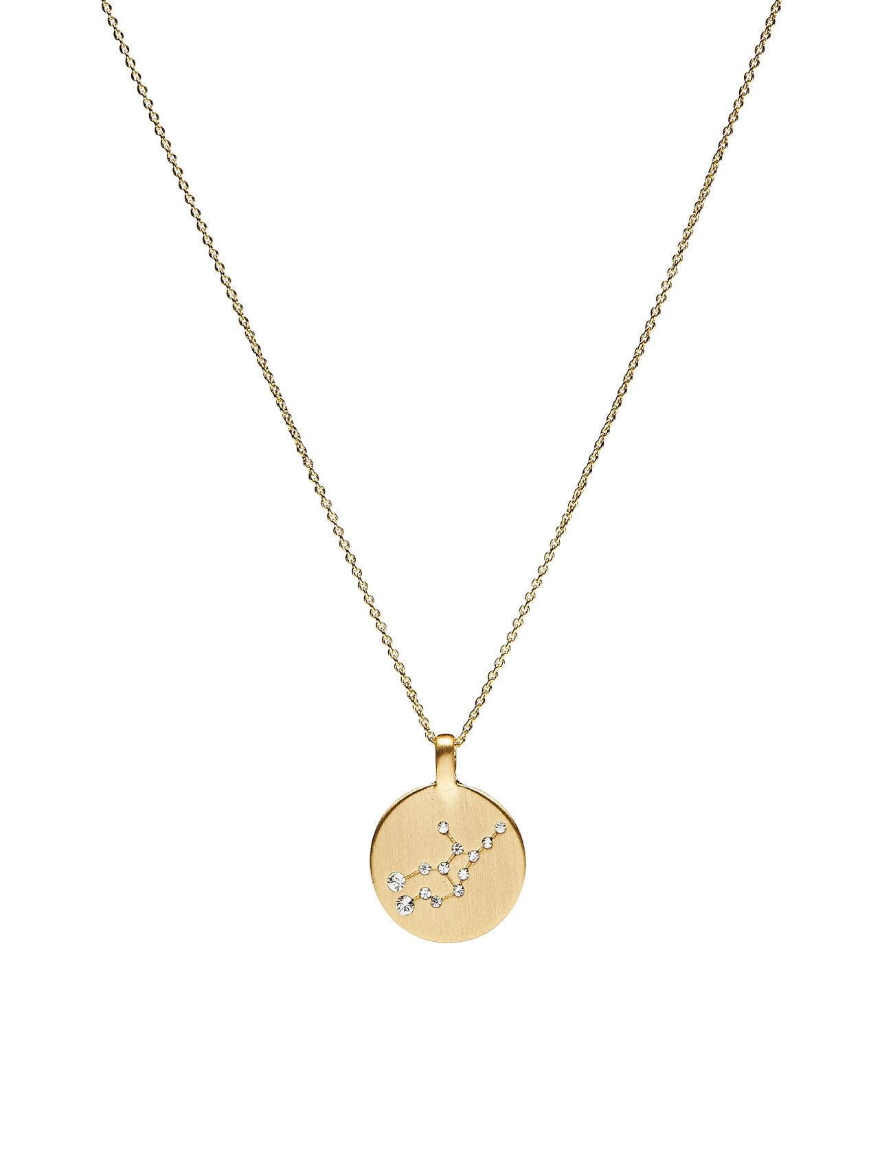 Pilgrim Virgo 24/08 - 23/09 Accessories Jewellery Necklaces Dainty Necklaces Kulta Pilgrim