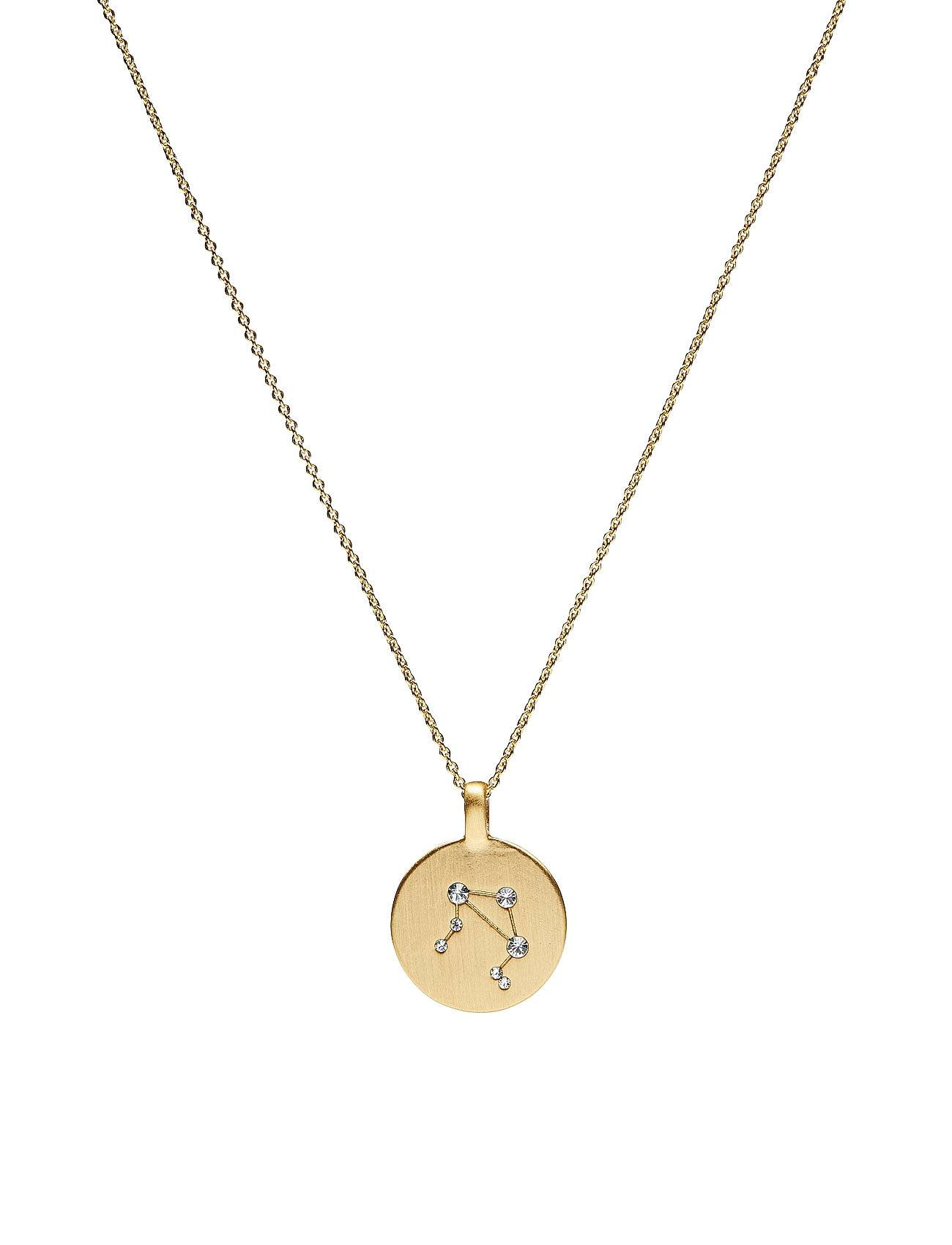 Pilgrim Necklace - Libra Accessories Jewellery Necklaces Dainty Necklaces Kulta Pilgrim