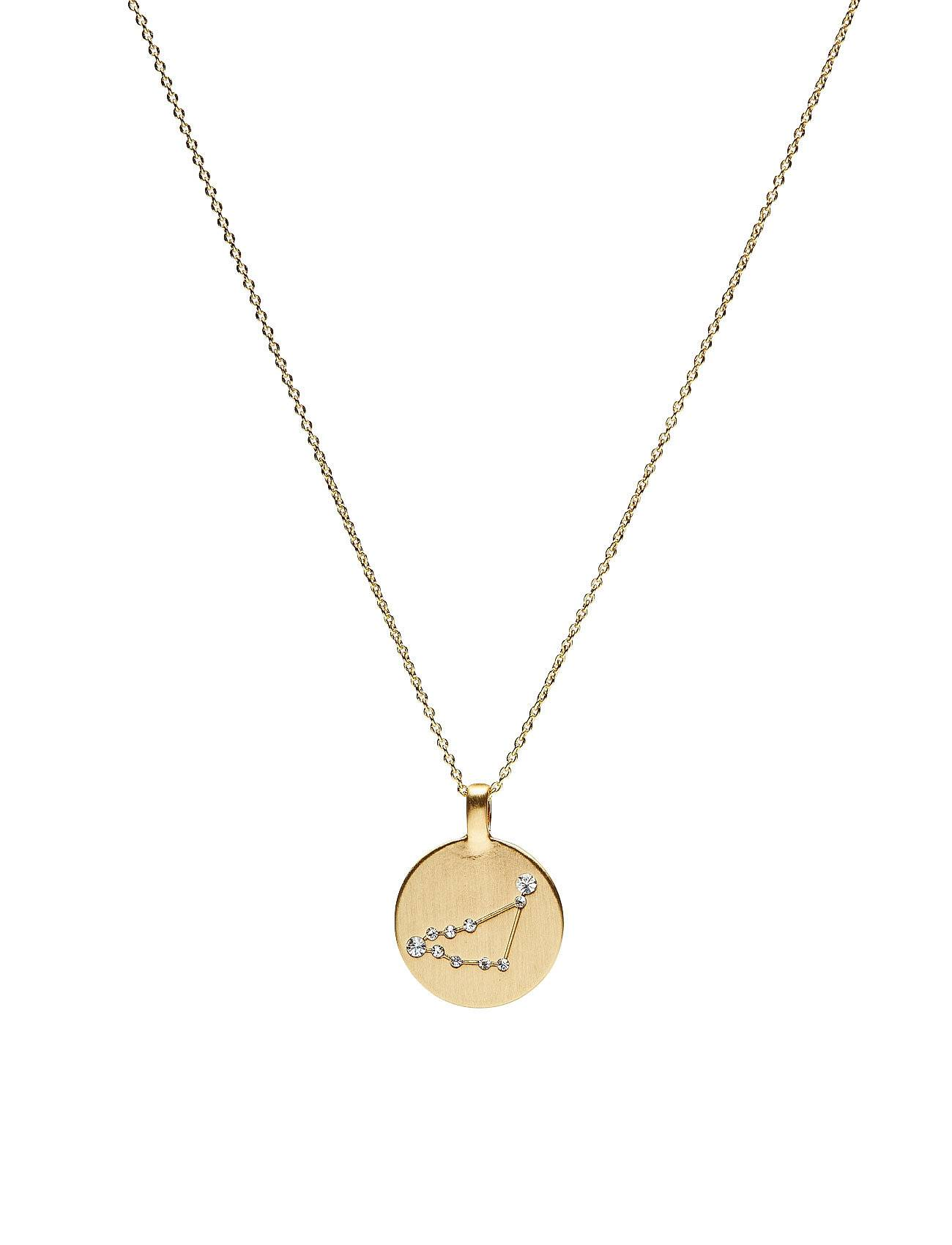 Pilgrim Necklace - Capricorn Accessories Jewellery Necklaces Dainty Necklaces Kulta Pilgrim
