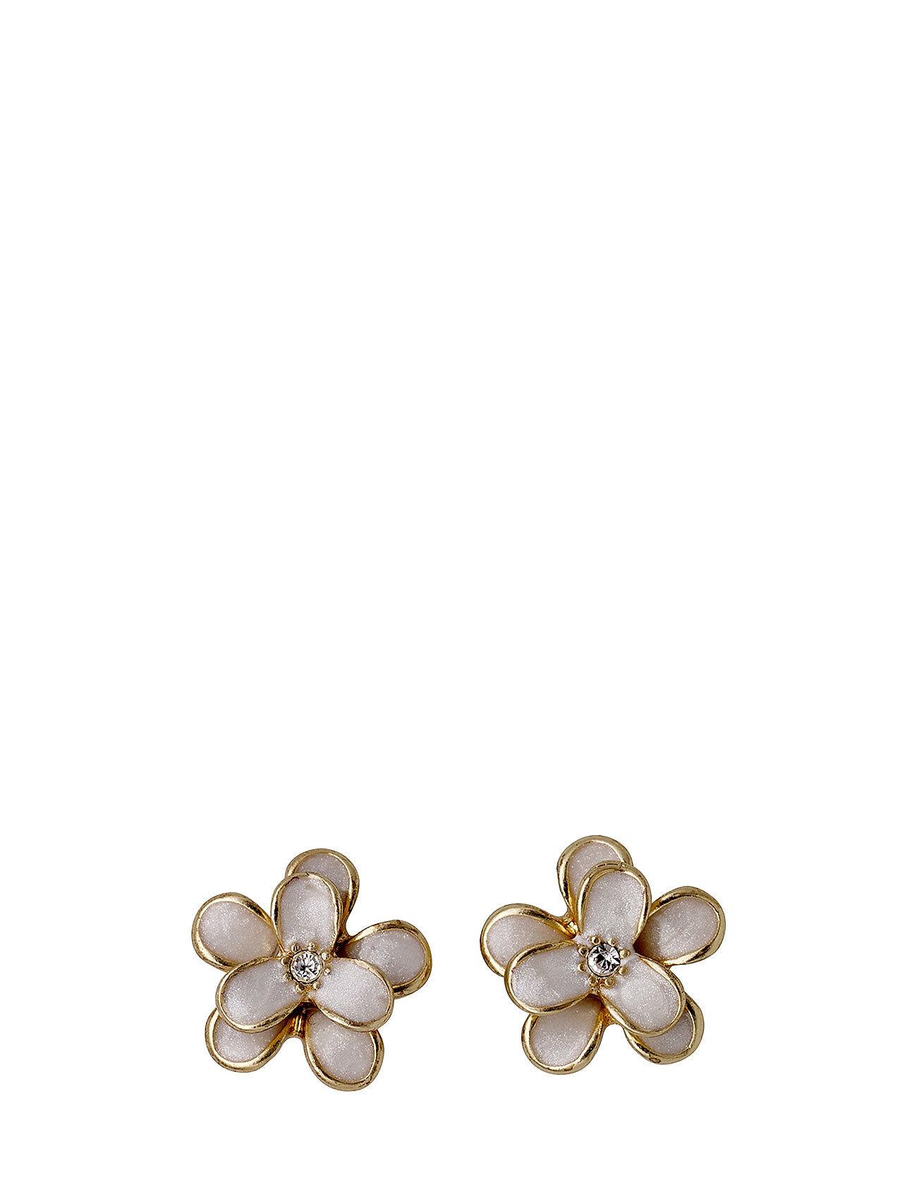 Pilgrim Earrings Accessories Jewellery Earrings Studs Kulta Pilgrim