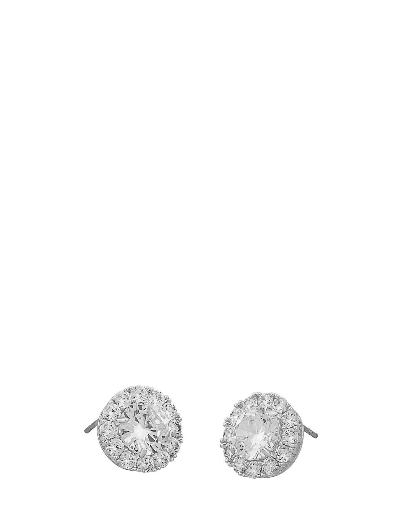 SNÖ of Sweden Lex St Ear S/Clear Accessories Jewellery Earrings Studs Hopea SNÖ Of Sweden